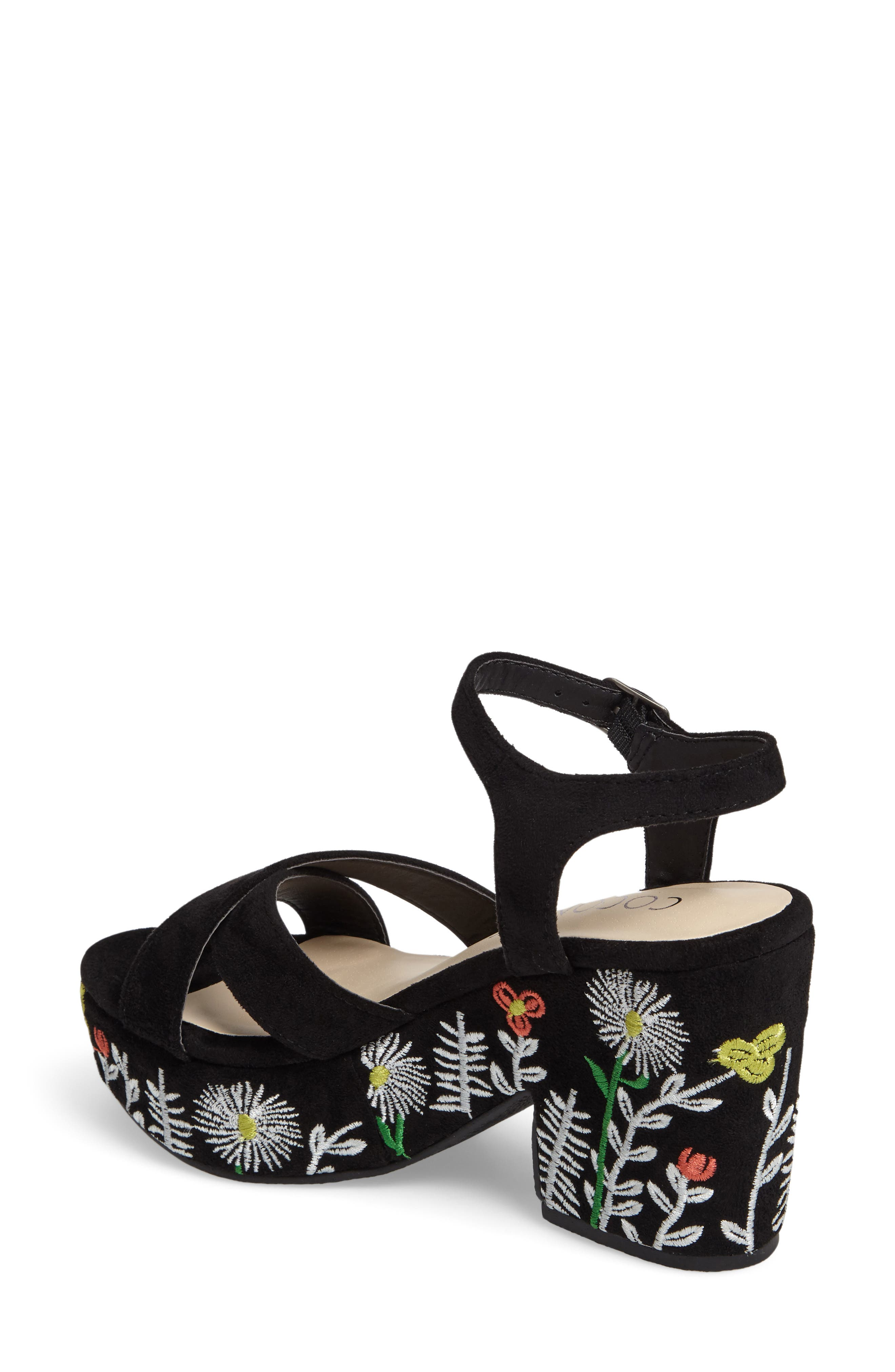 Coconuts by Matisse Fresh Platform Sandal,                             Alternate thumbnail 2, color,                             006