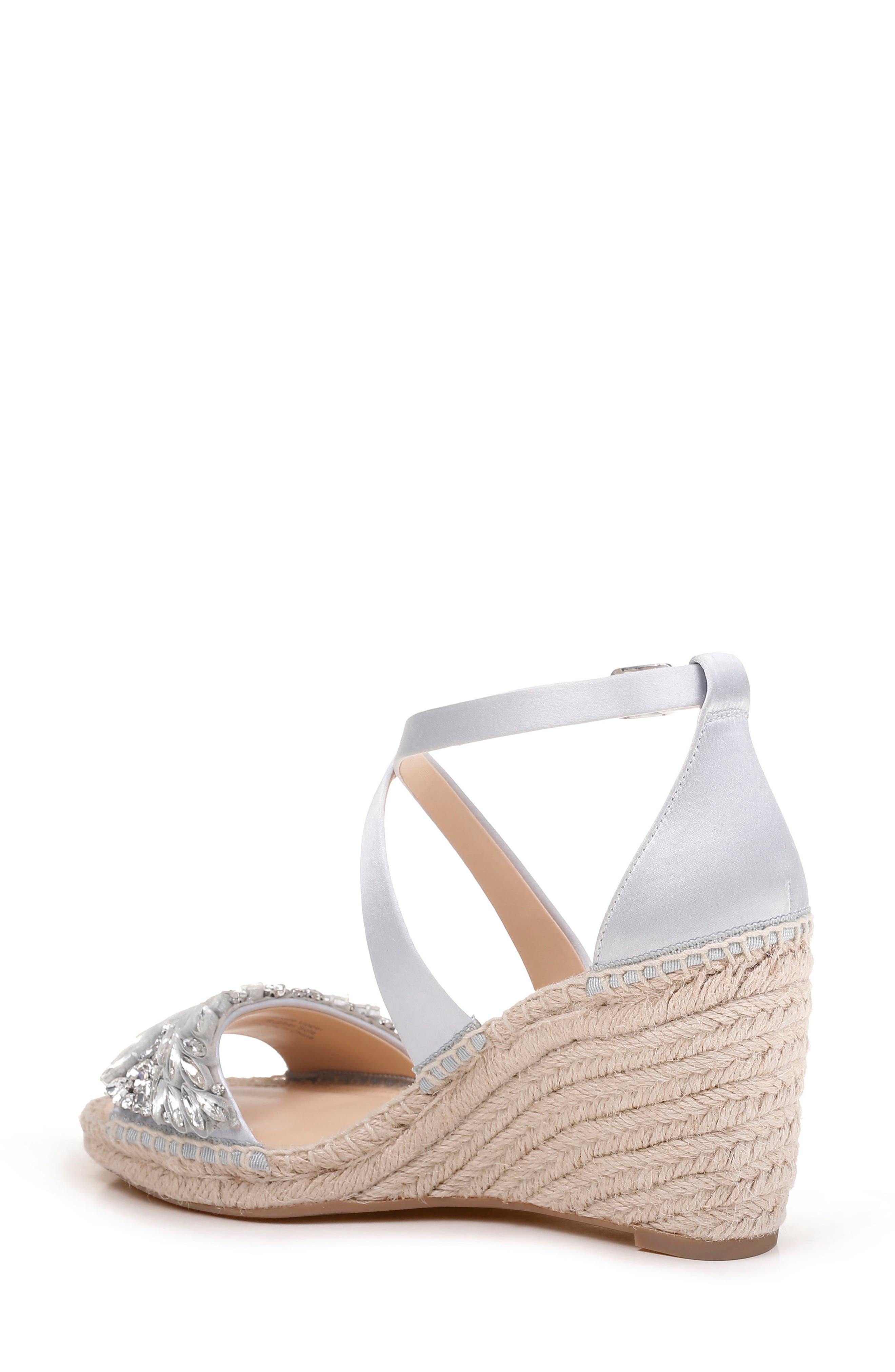Scarlette Espadrille Wedge,                             Alternate thumbnail 3, color,