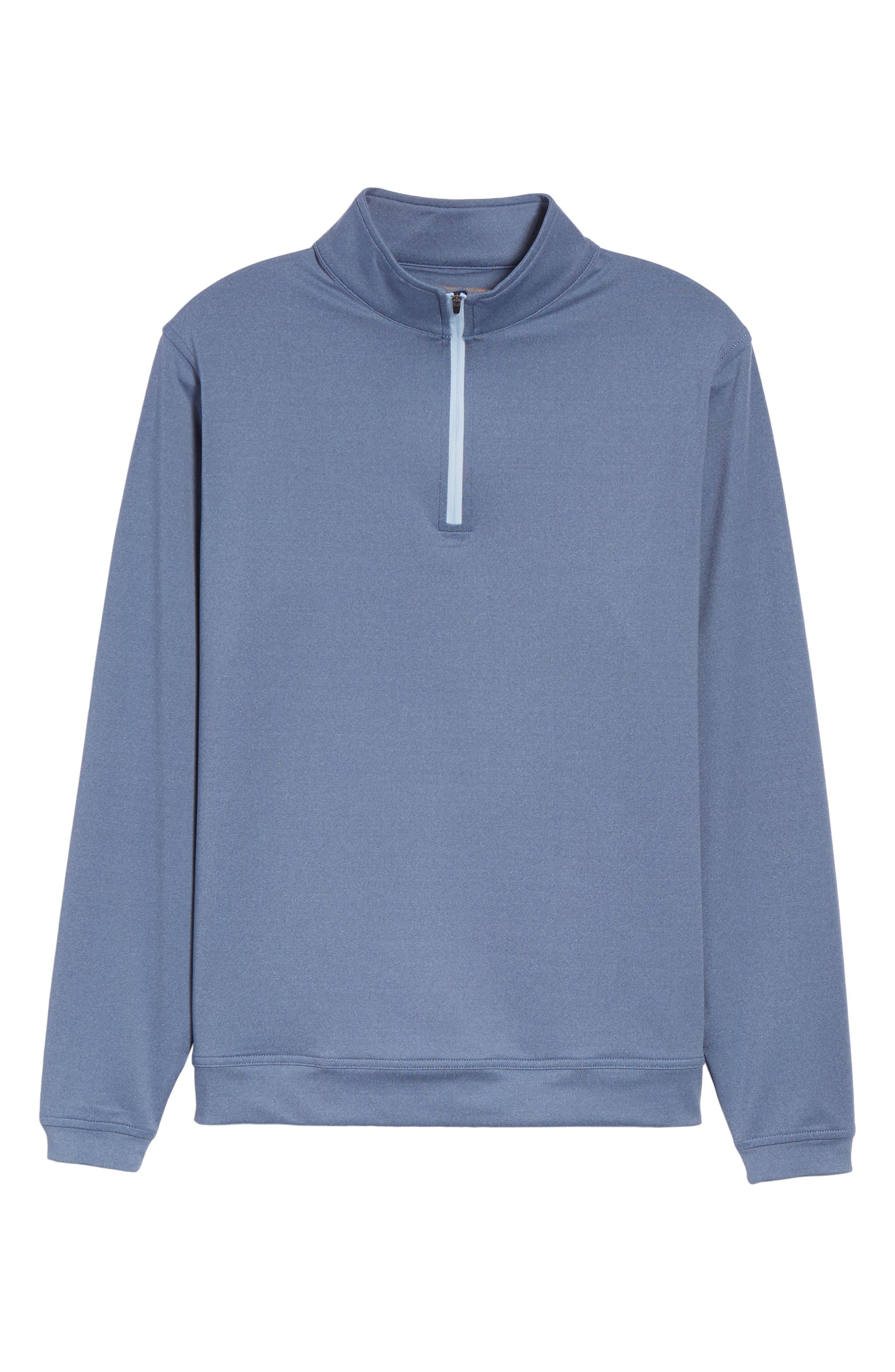 Perth Quarter Zip Stretch Pullover,                             Alternate thumbnail 27, color,