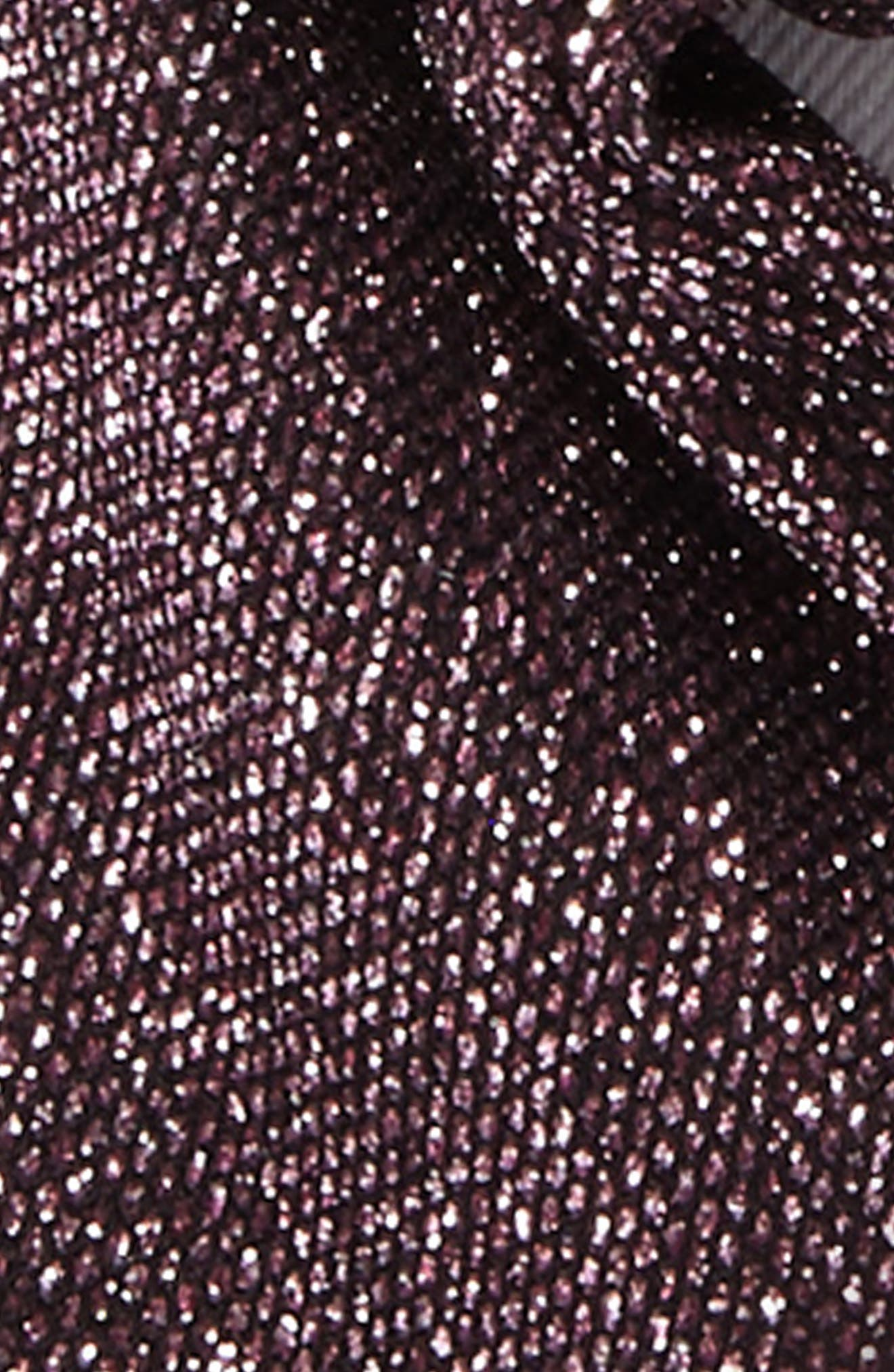 Sparkle Tubular Scarf,                             Alternate thumbnail 6, color,
