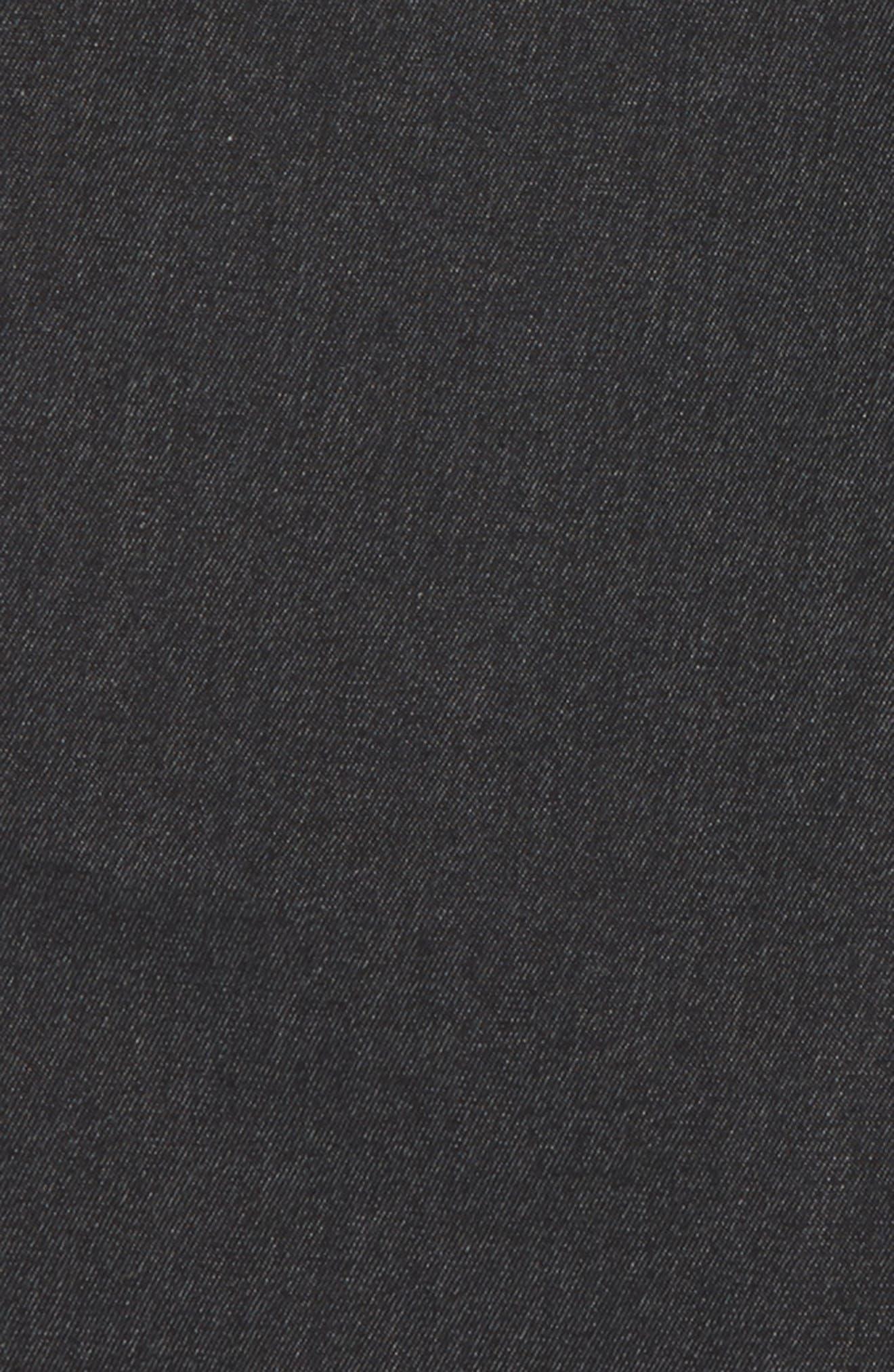 'Carter' Cotton Twill Shorts,                             Alternate thumbnail 2, color,                             001