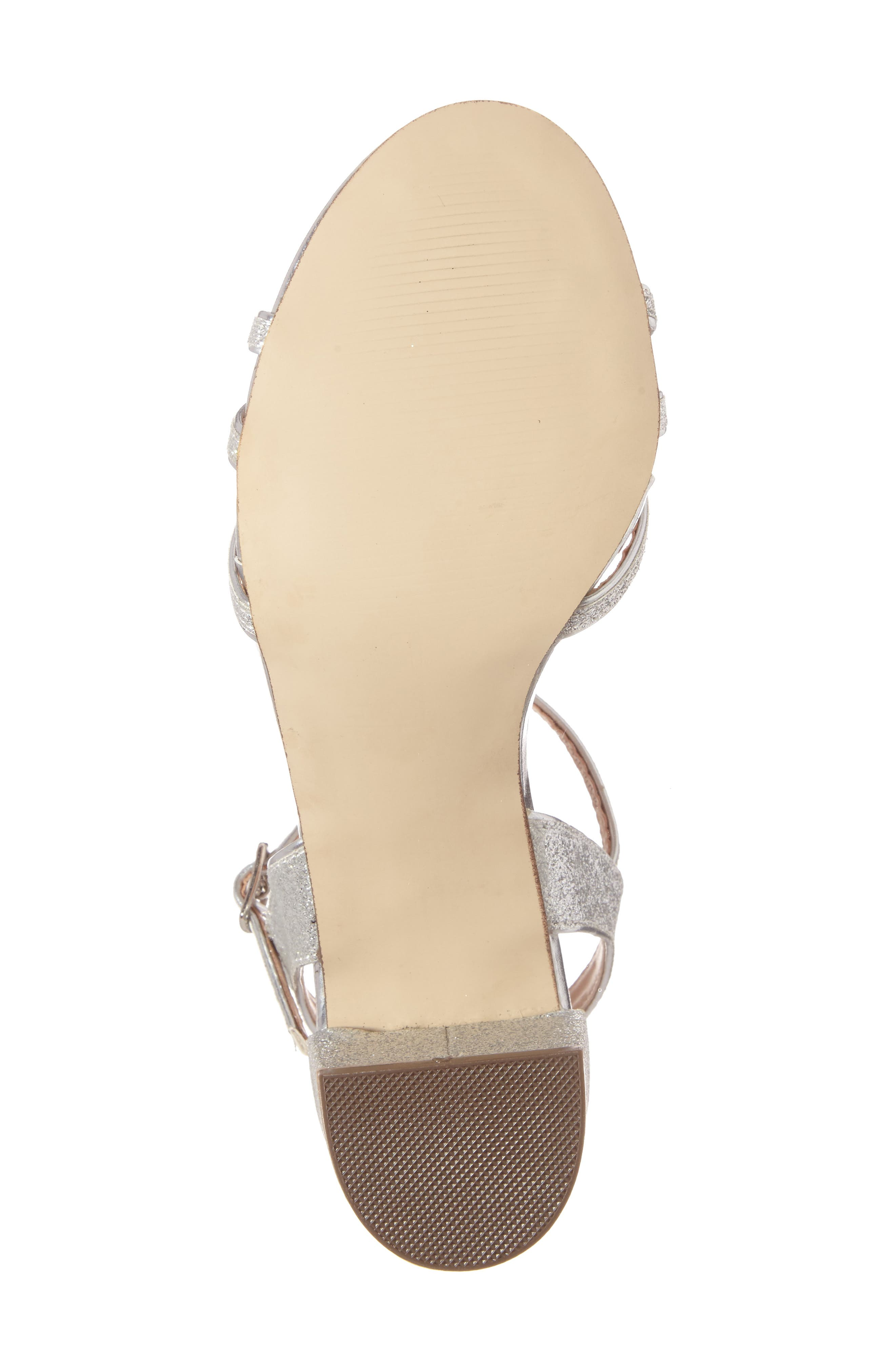 Sadie T-Strap Sandal,                             Alternate thumbnail 4, color,                             040