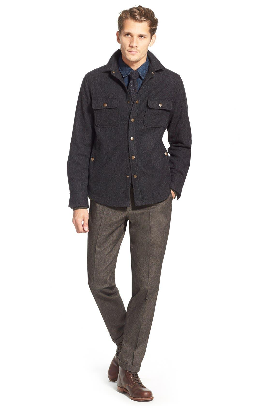 'CPO' Shirt Jacket,                             Alternate thumbnail 2, color,                             001