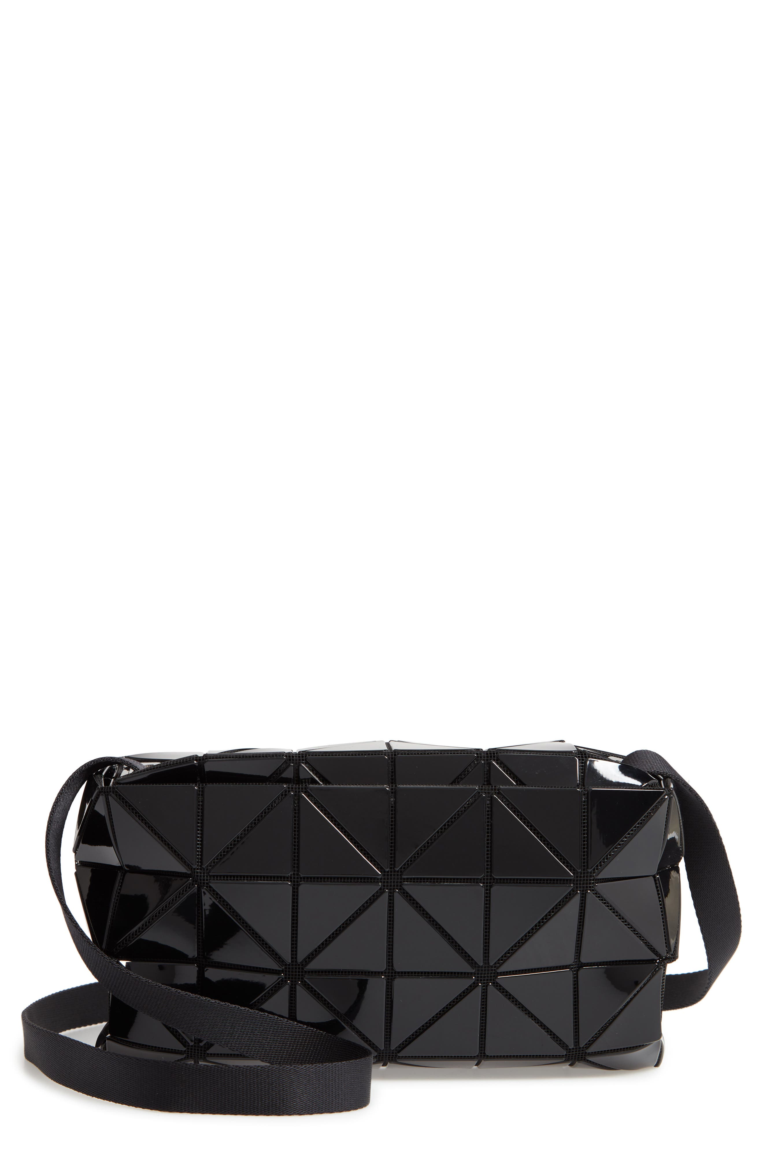 Carton Crossbody Bag,                             Main thumbnail 1, color,                             BLACK