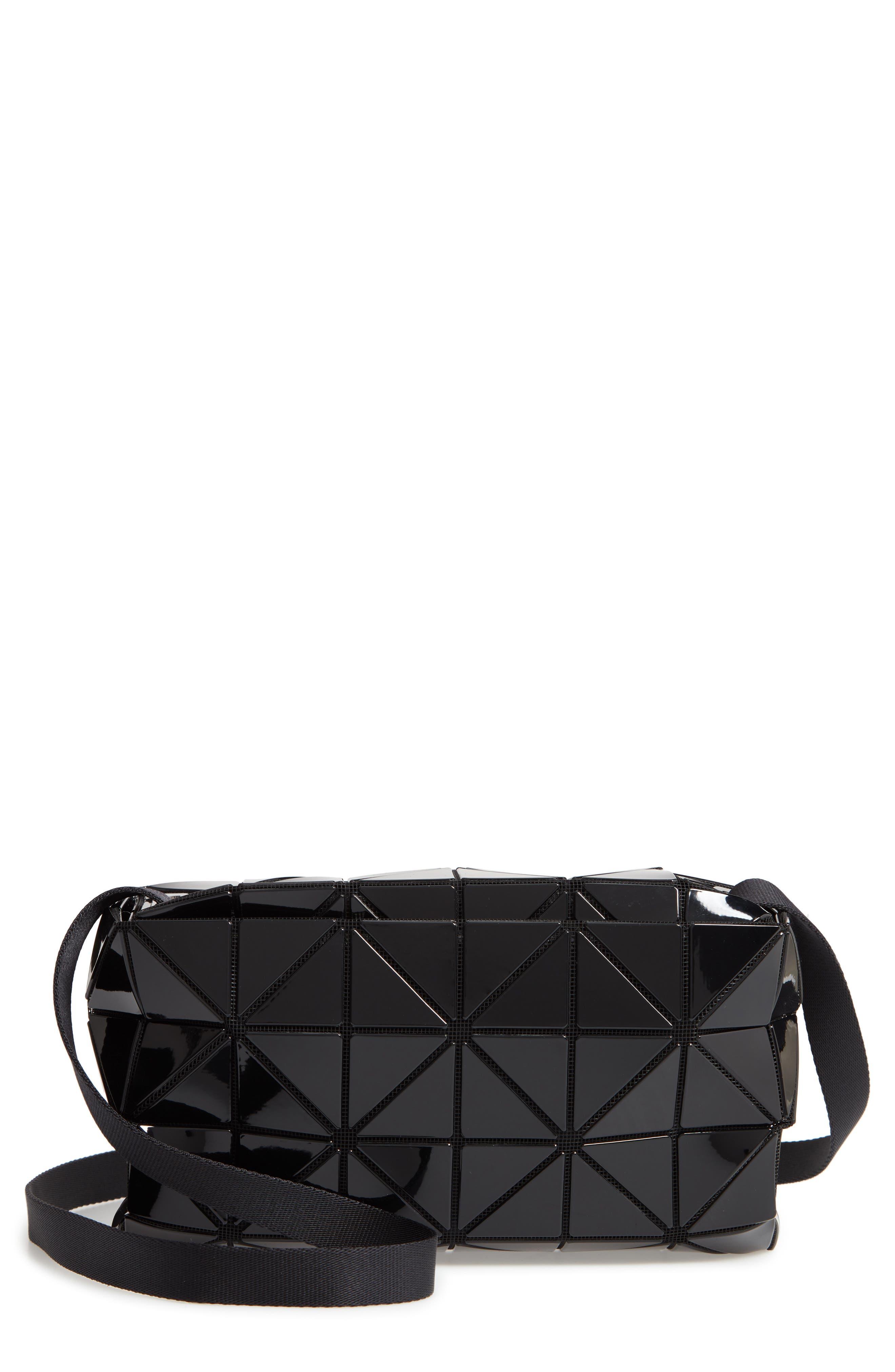 Carton Crossbody Bag,                         Main,                         color, BLACK