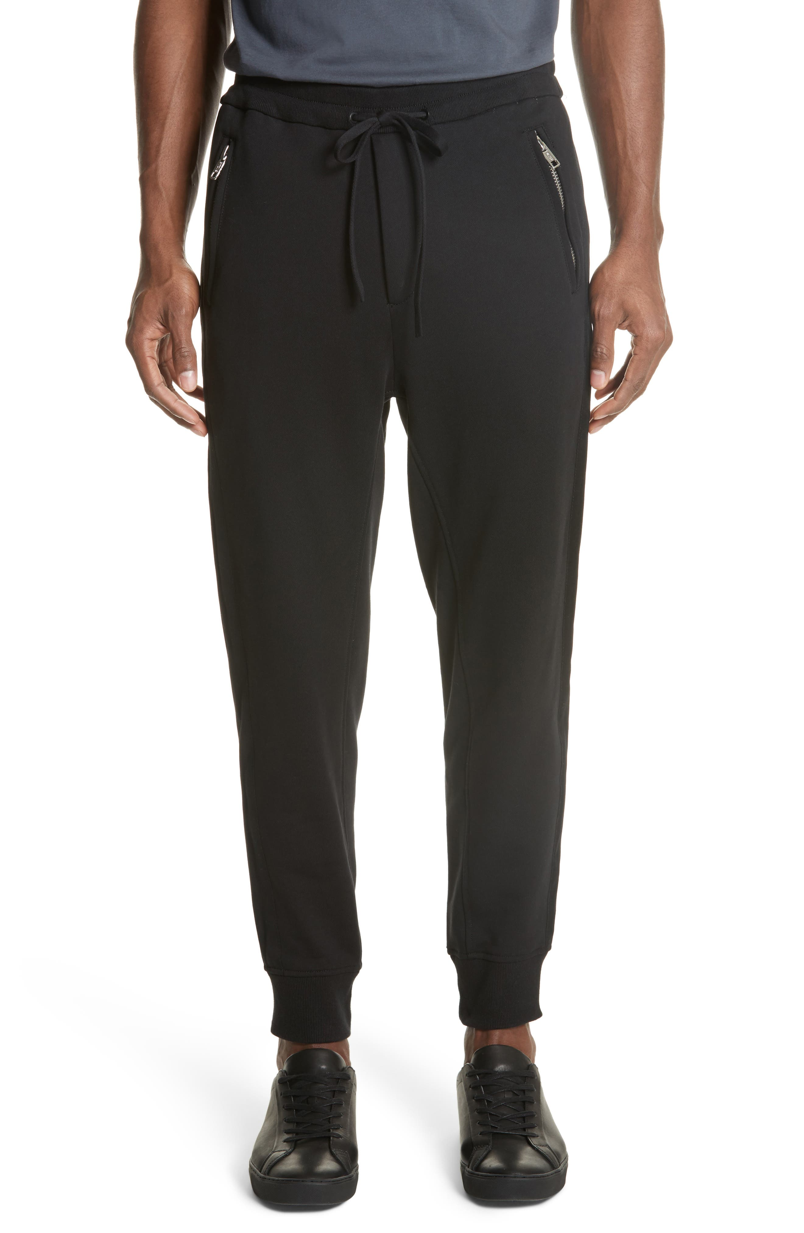 Tapered Sweatpants,                         Main,                         color, 001