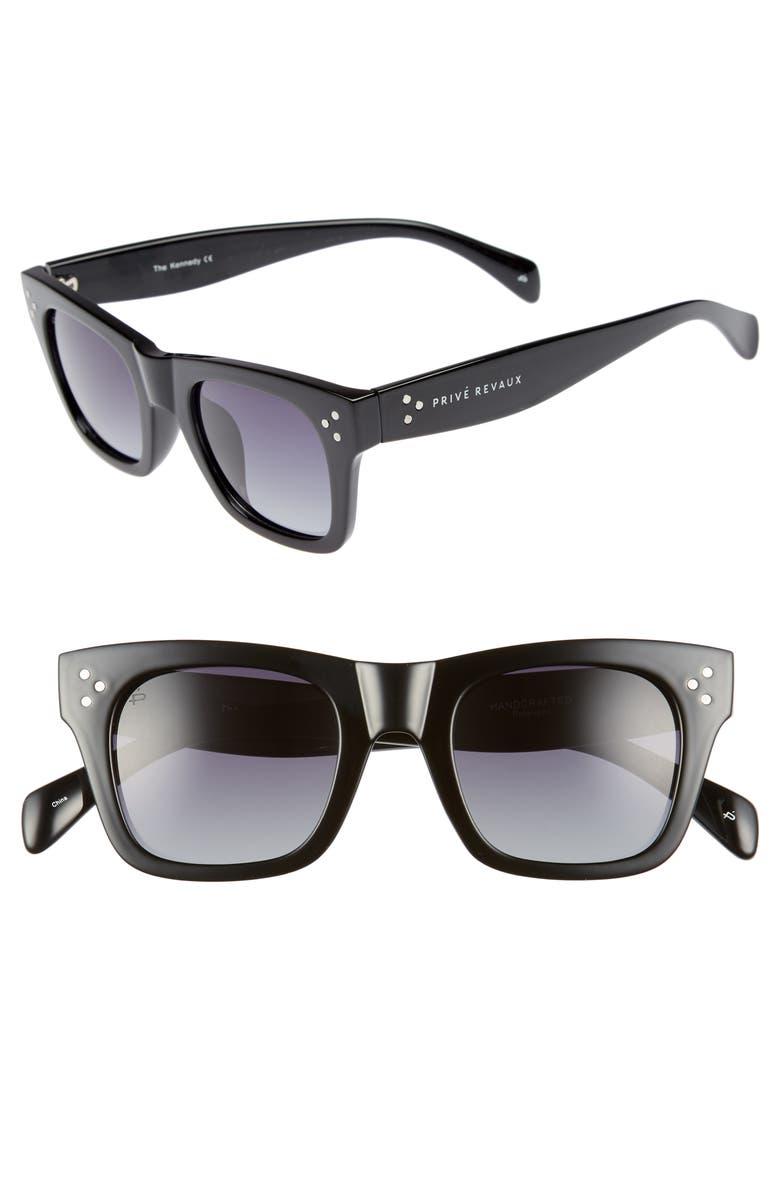 0753d015d0 Privé Revaux The Kennedy 45mm Polarized Sunglasses