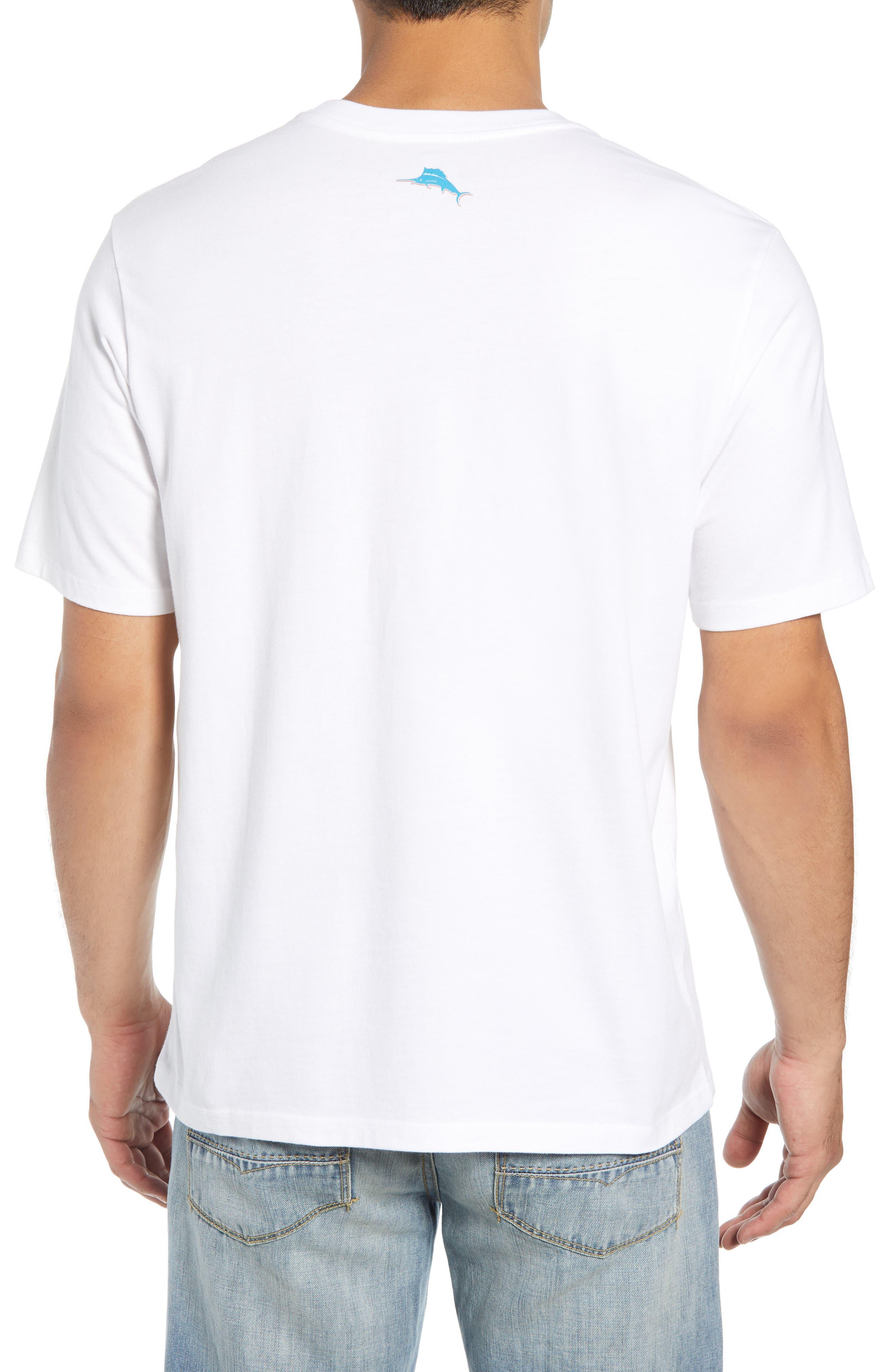 Is Mai Tai on Straight? T-Shirt,                             Alternate thumbnail 2, color,                             WHITE
