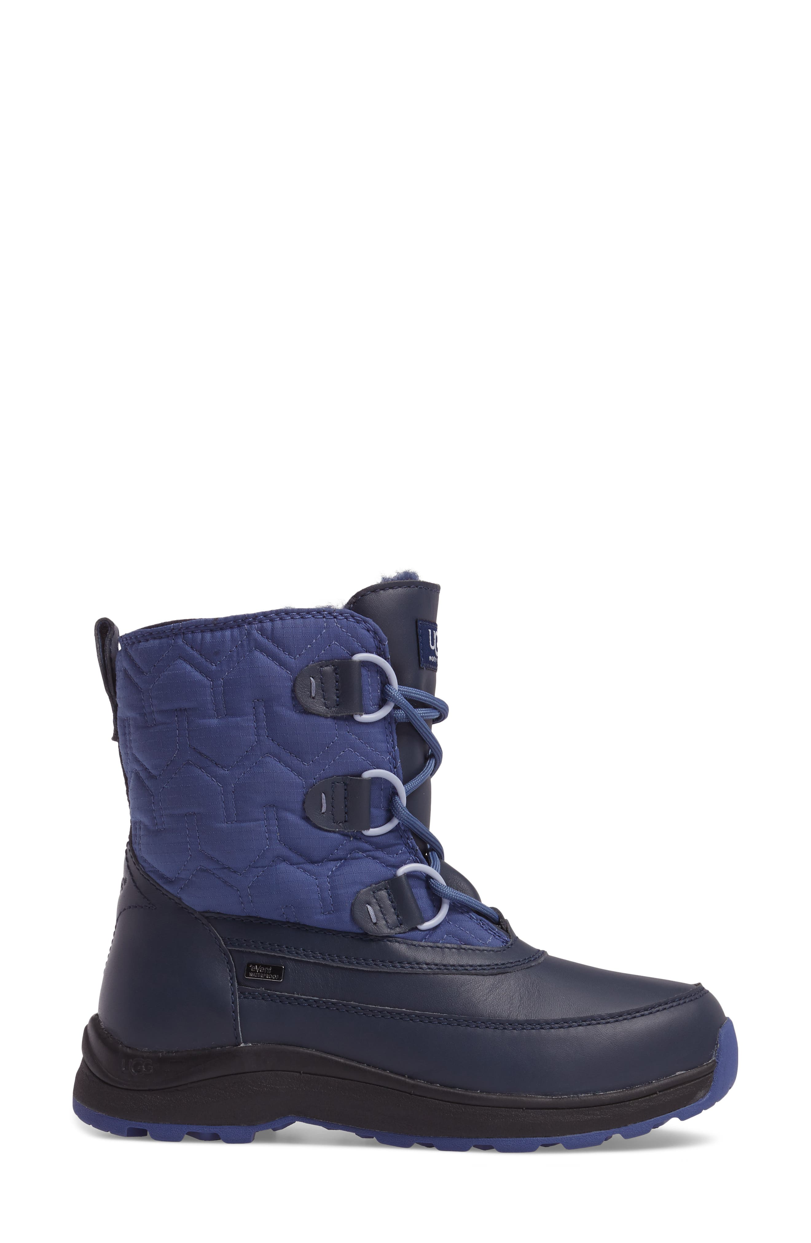 Lachlan Waterproof Insulated Snow Boot,                             Alternate thumbnail 8, color,