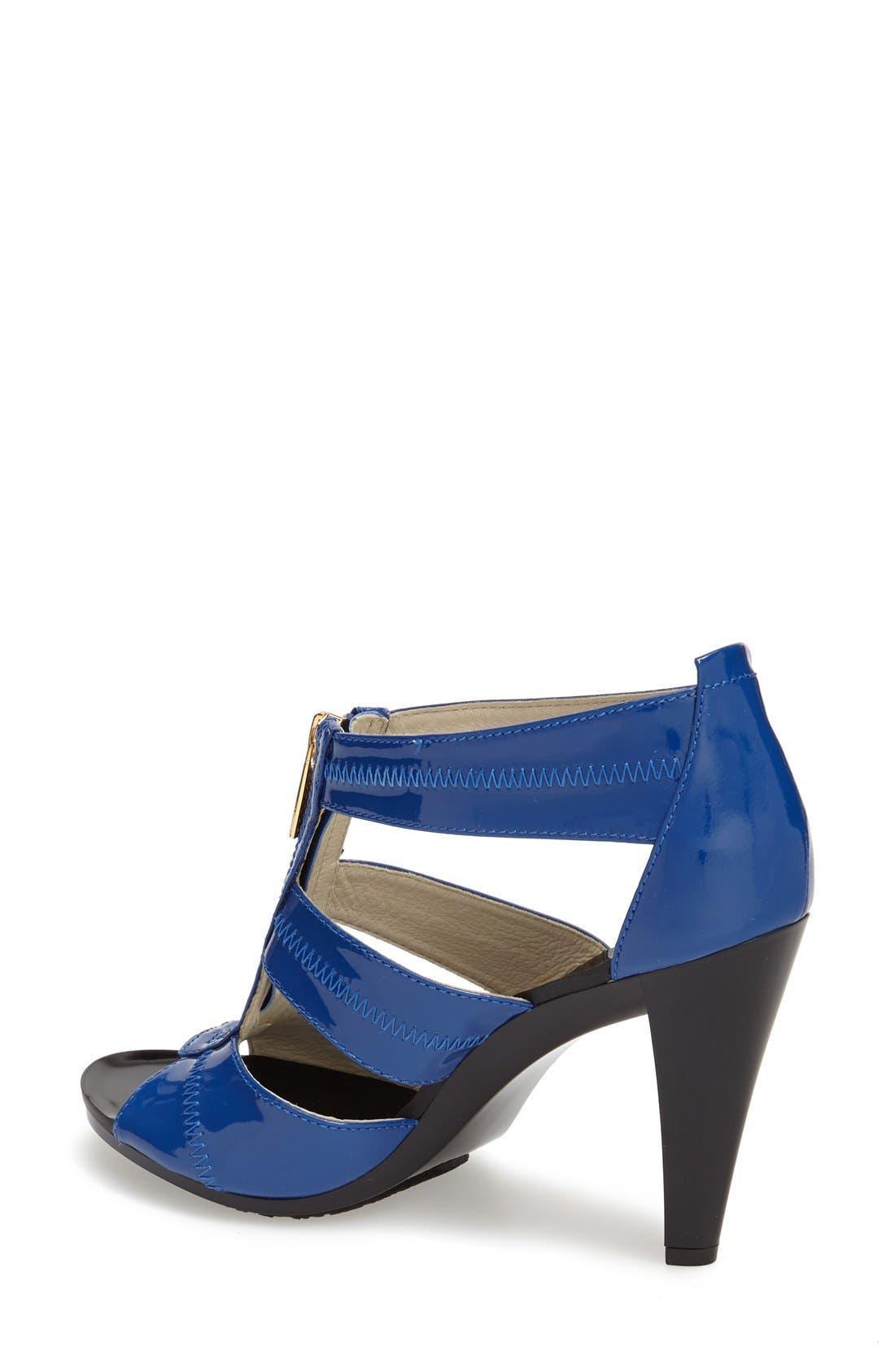 'Berkley' T-Strap Sandal,                             Alternate thumbnail 70, color,