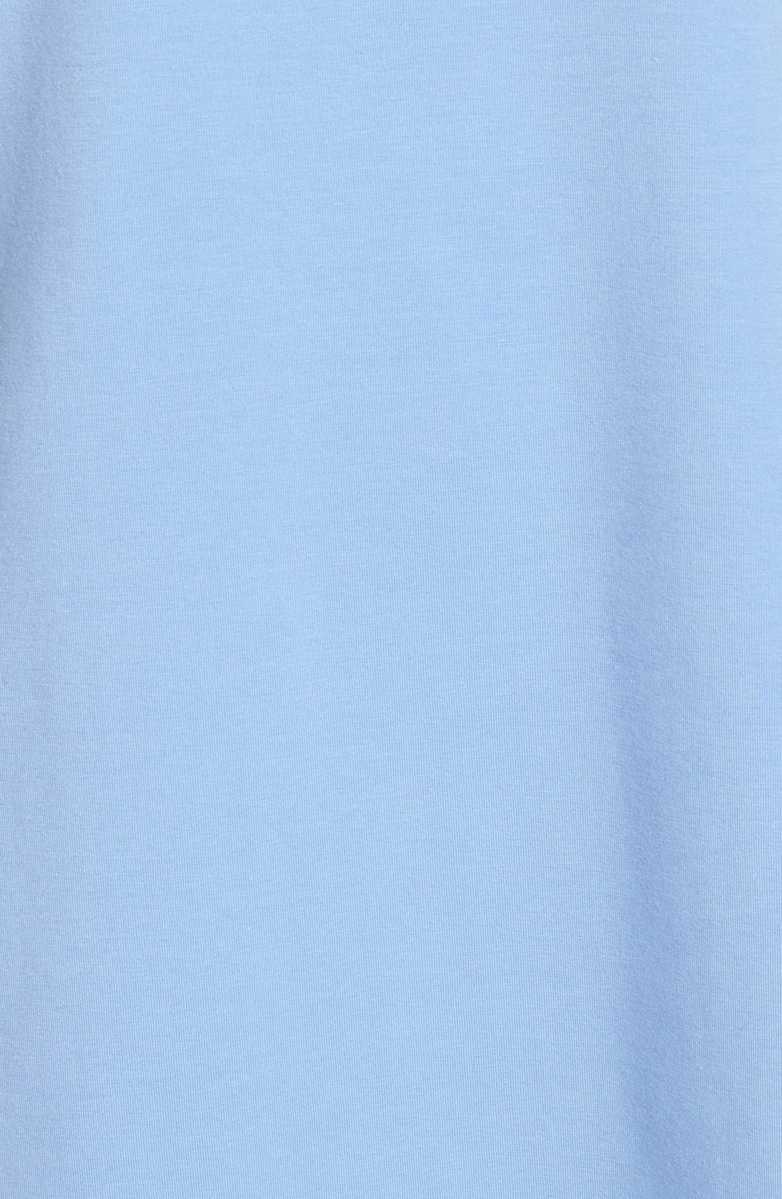Stretch Cotton Shift Dress,                             Alternate thumbnail 13, color,