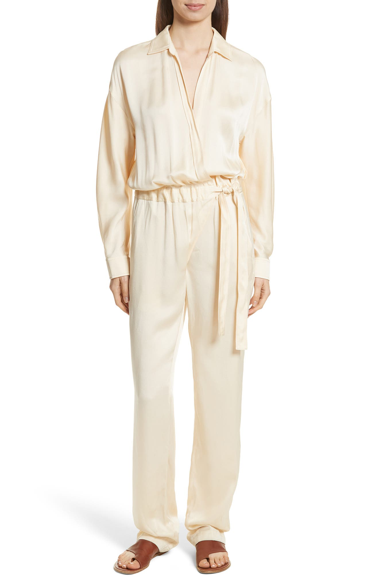 Cross Front Jumpsuit,                             Main thumbnail 2, color,