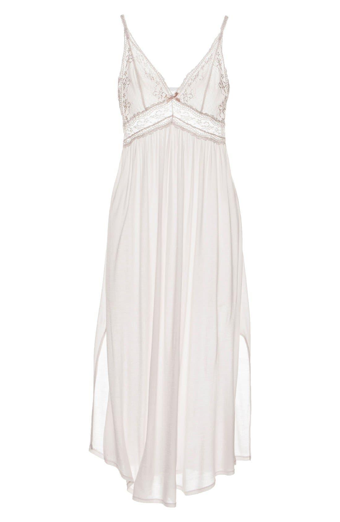 'Colette' Nightgown,                             Alternate thumbnail 16, color,