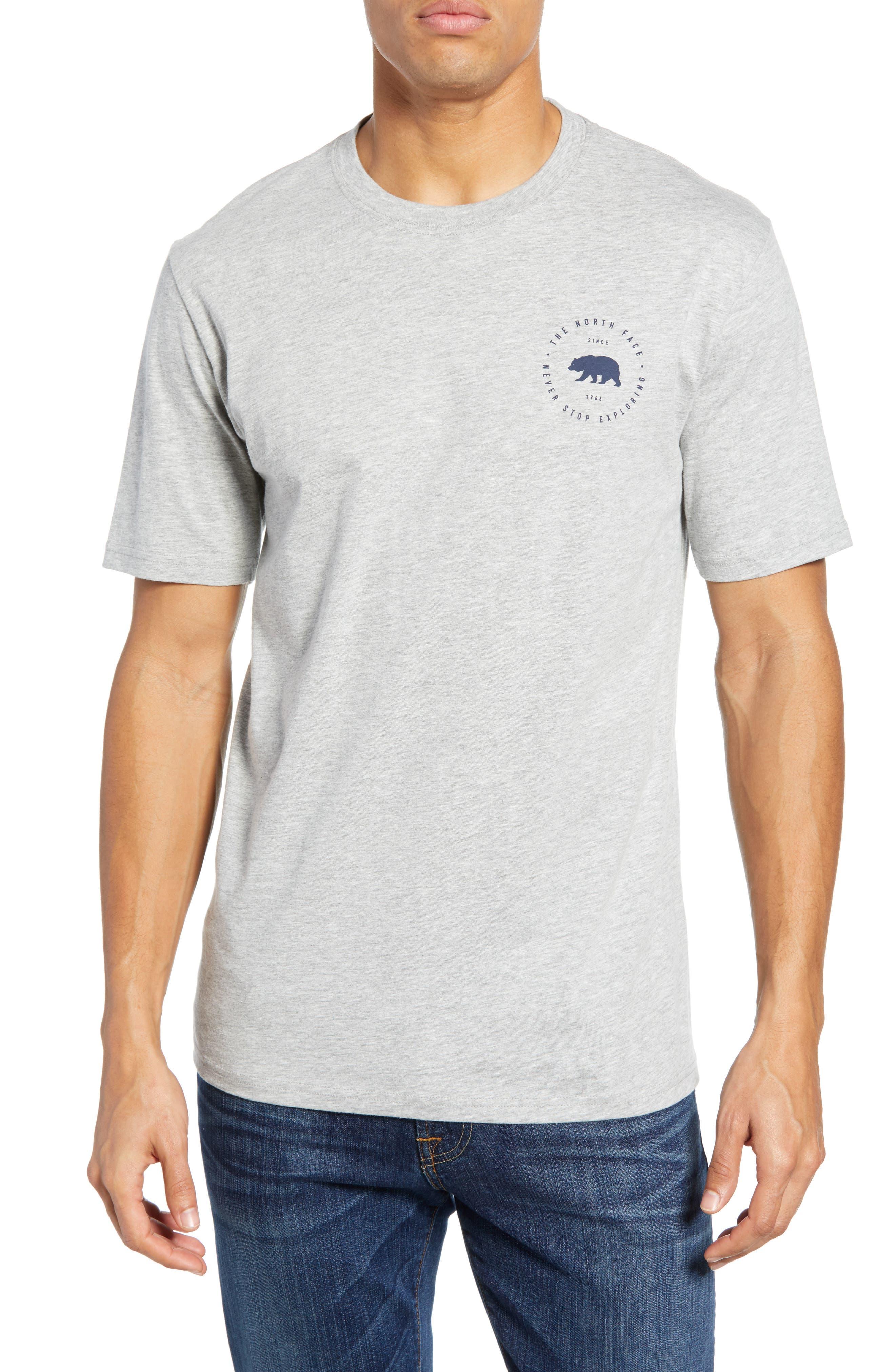 The North Face Bearitage Rights T-Shirt, Grey