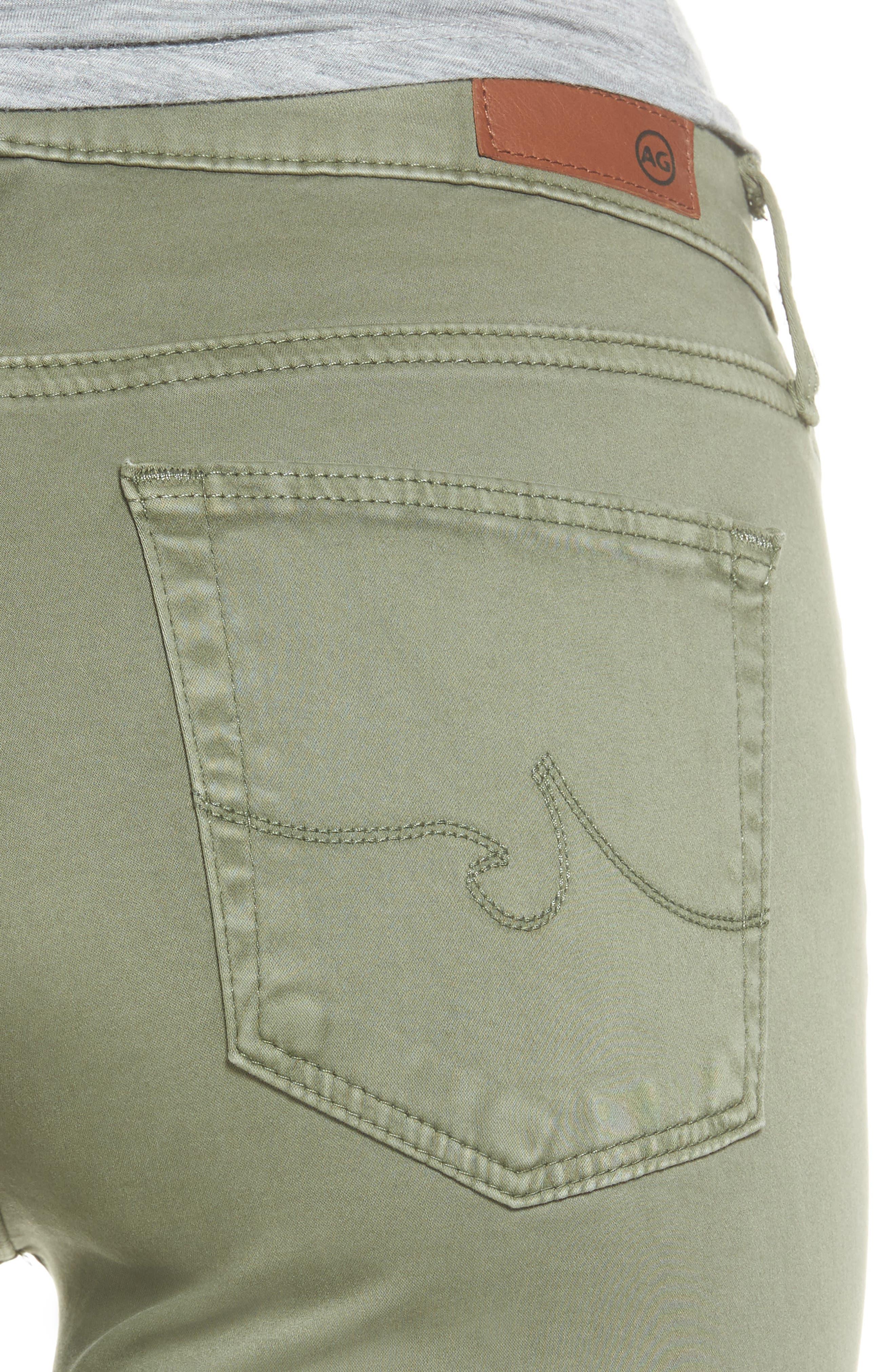 'The Prima' Cigarette Leg Skinny Jeans,                             Alternate thumbnail 97, color,