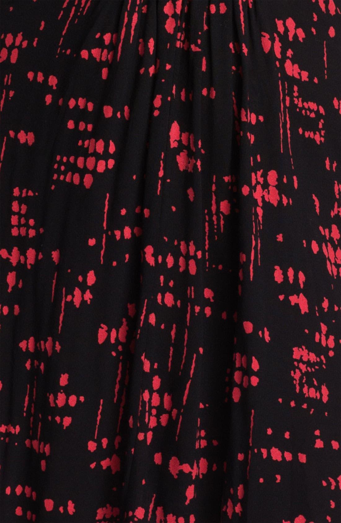 'USA Paint Splash' Dress,                             Alternate thumbnail 3, color,                             018