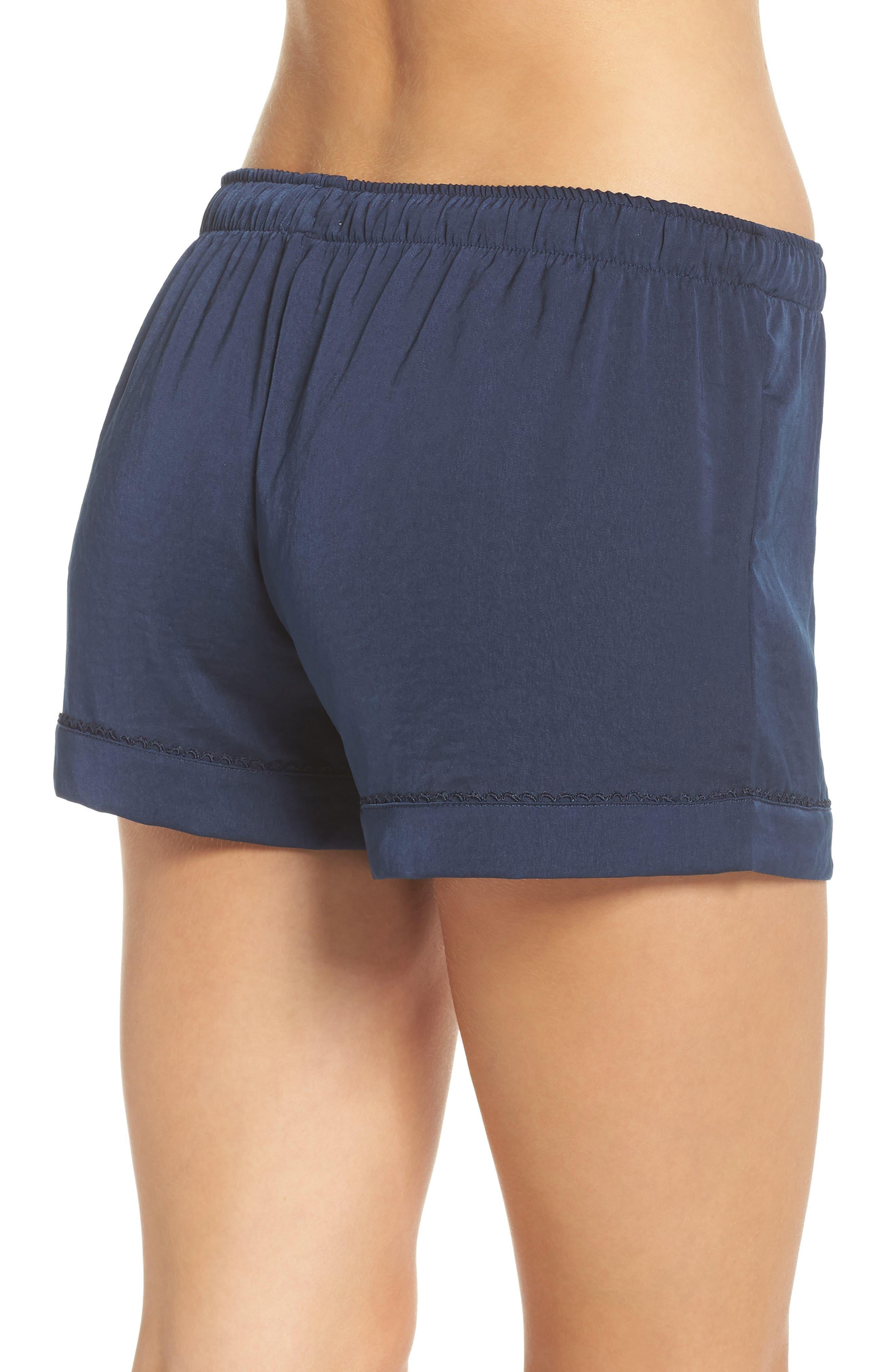 Pajama Shorts,                             Alternate thumbnail 2, color,                             400