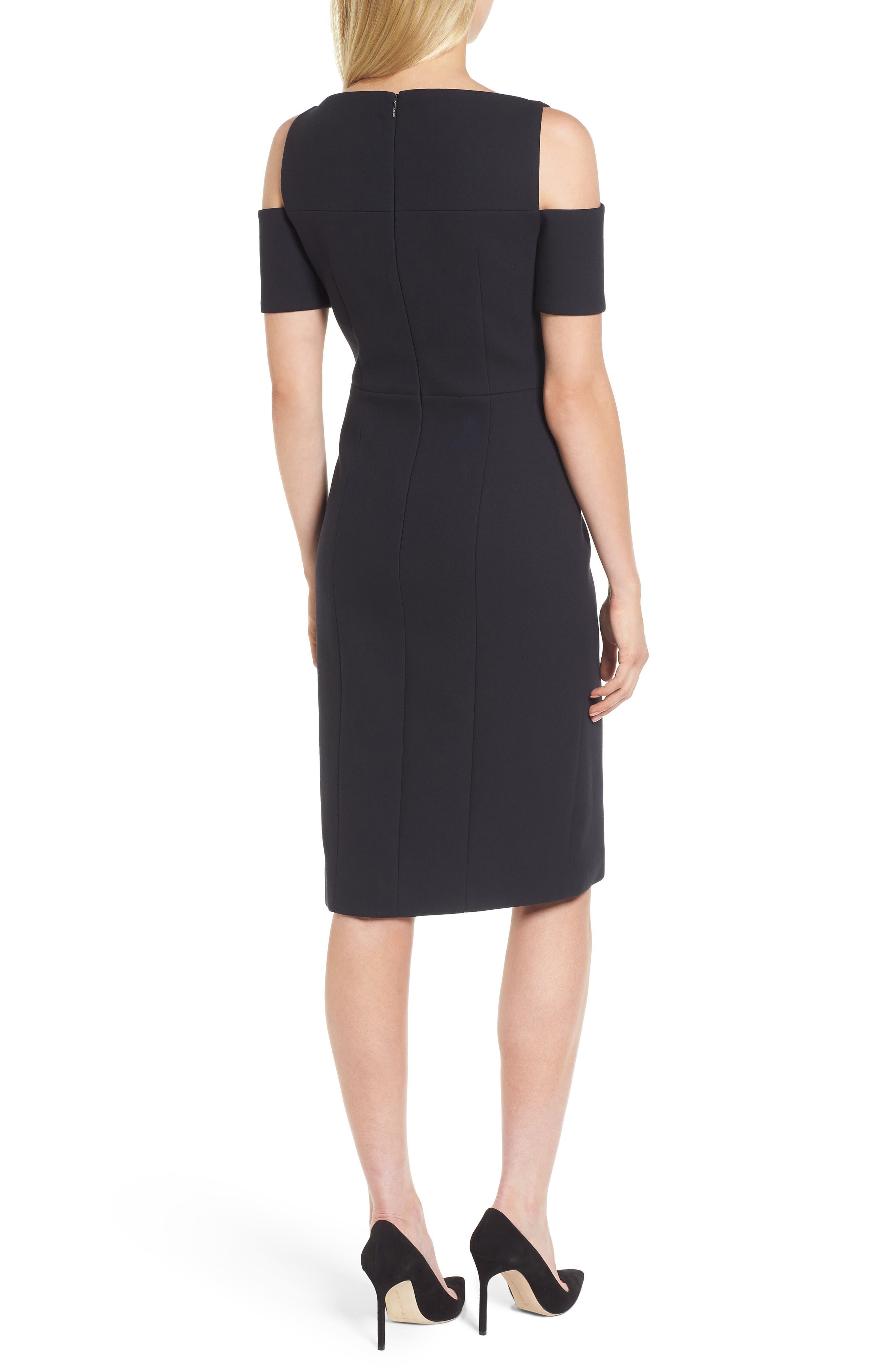 Denaka Sheath Dress,                             Alternate thumbnail 2, color,