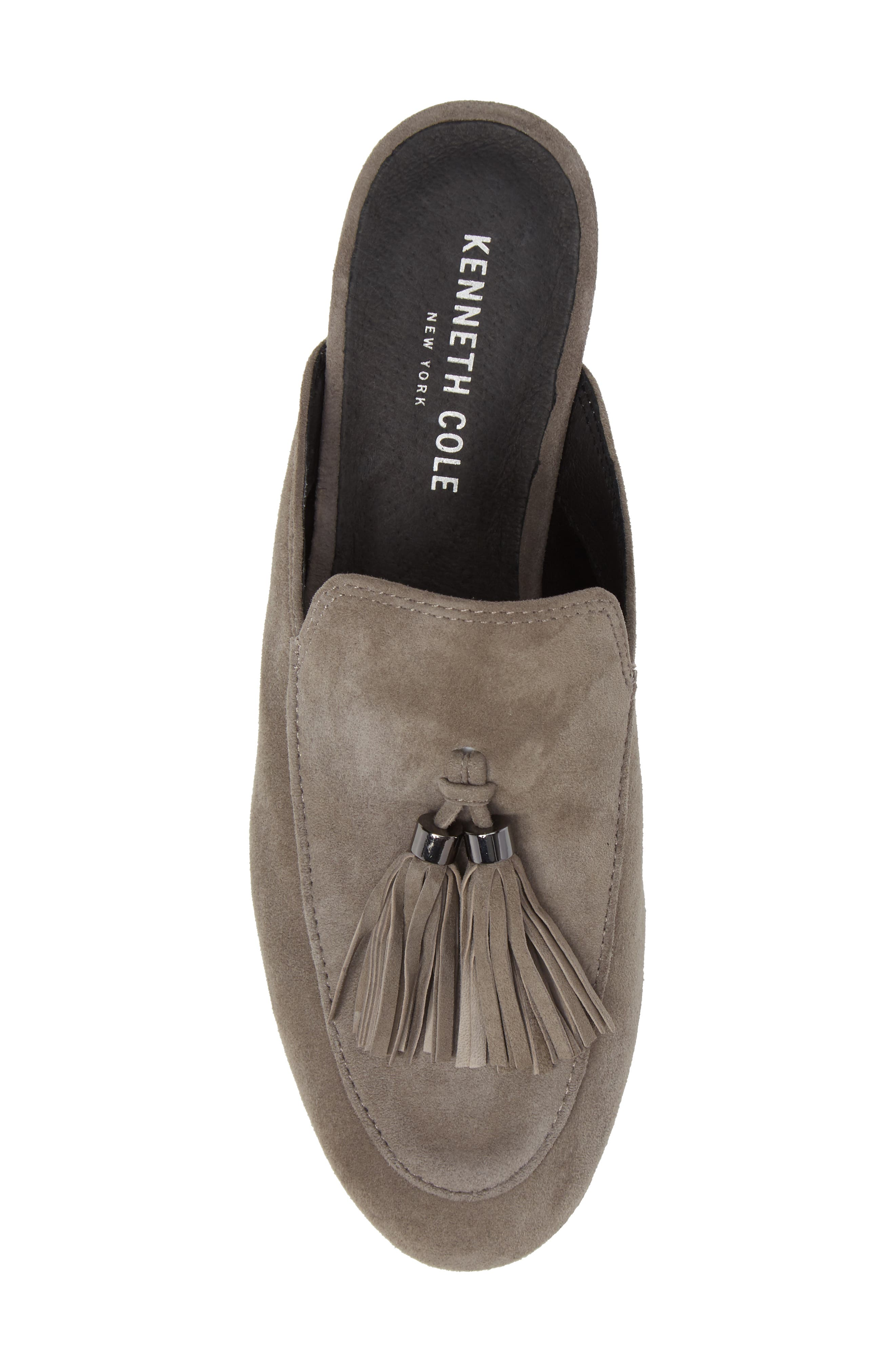 Whinnie Loafer Mule,                             Alternate thumbnail 5, color,                             090