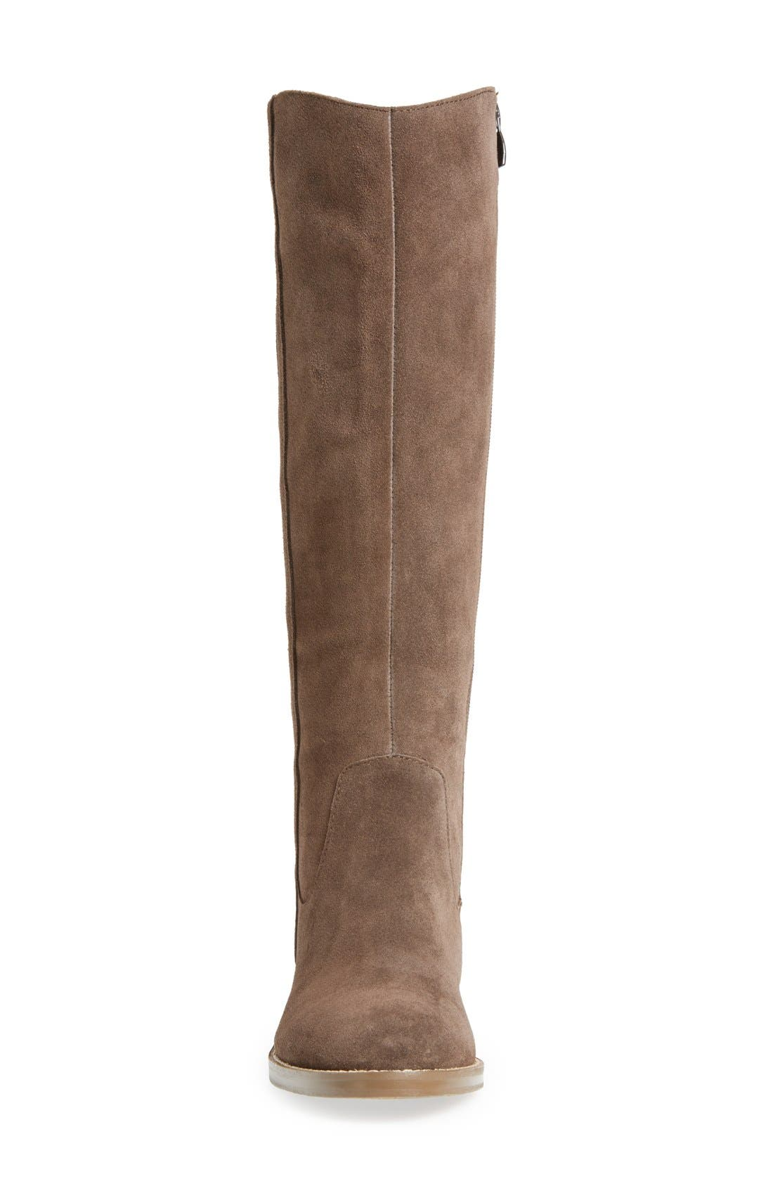 'Teba' Knee High Boot,                             Alternate thumbnail 4, color,                             021
