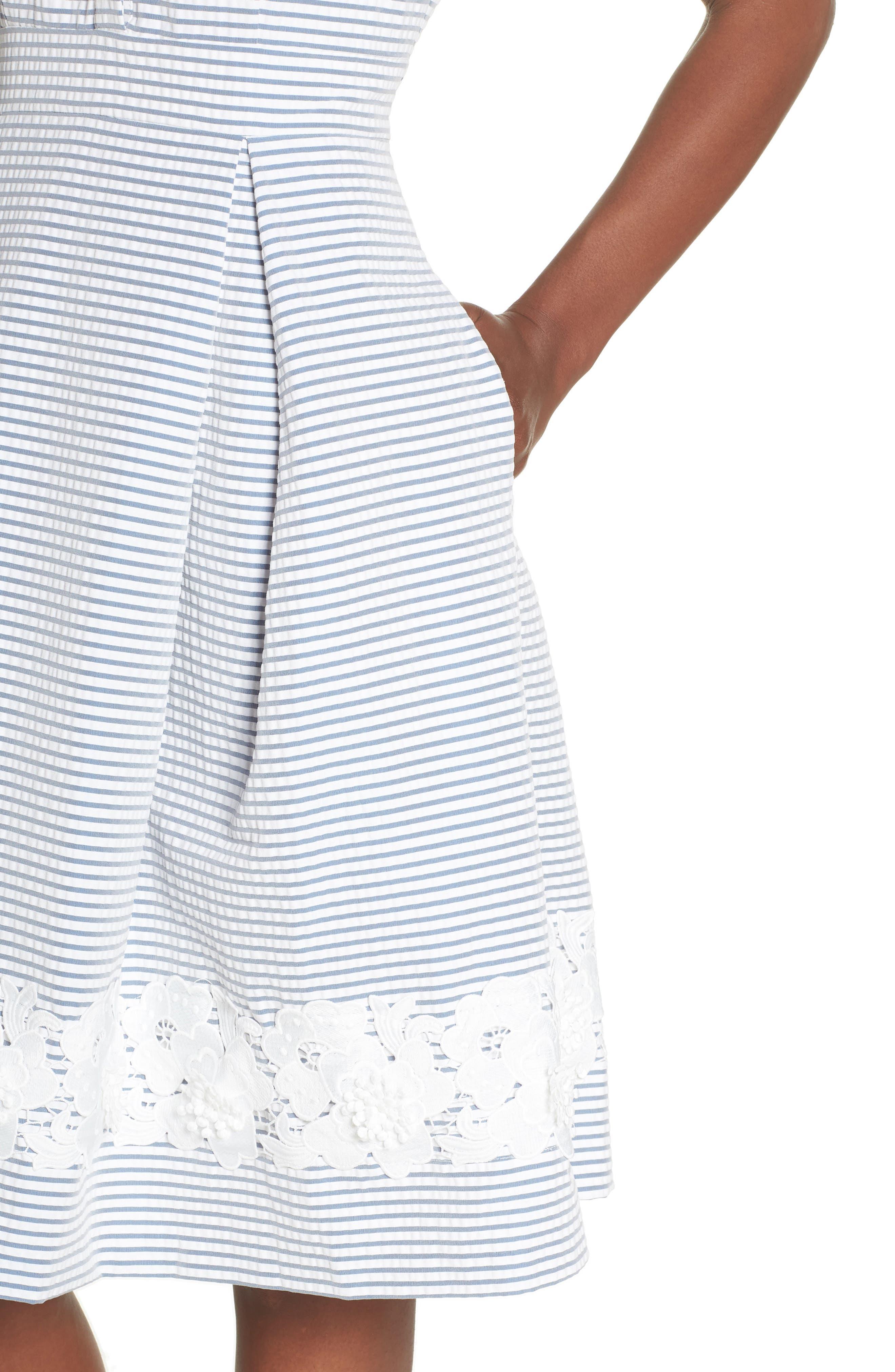 Halter Shirtdress,                             Alternate thumbnail 4, color,                             434