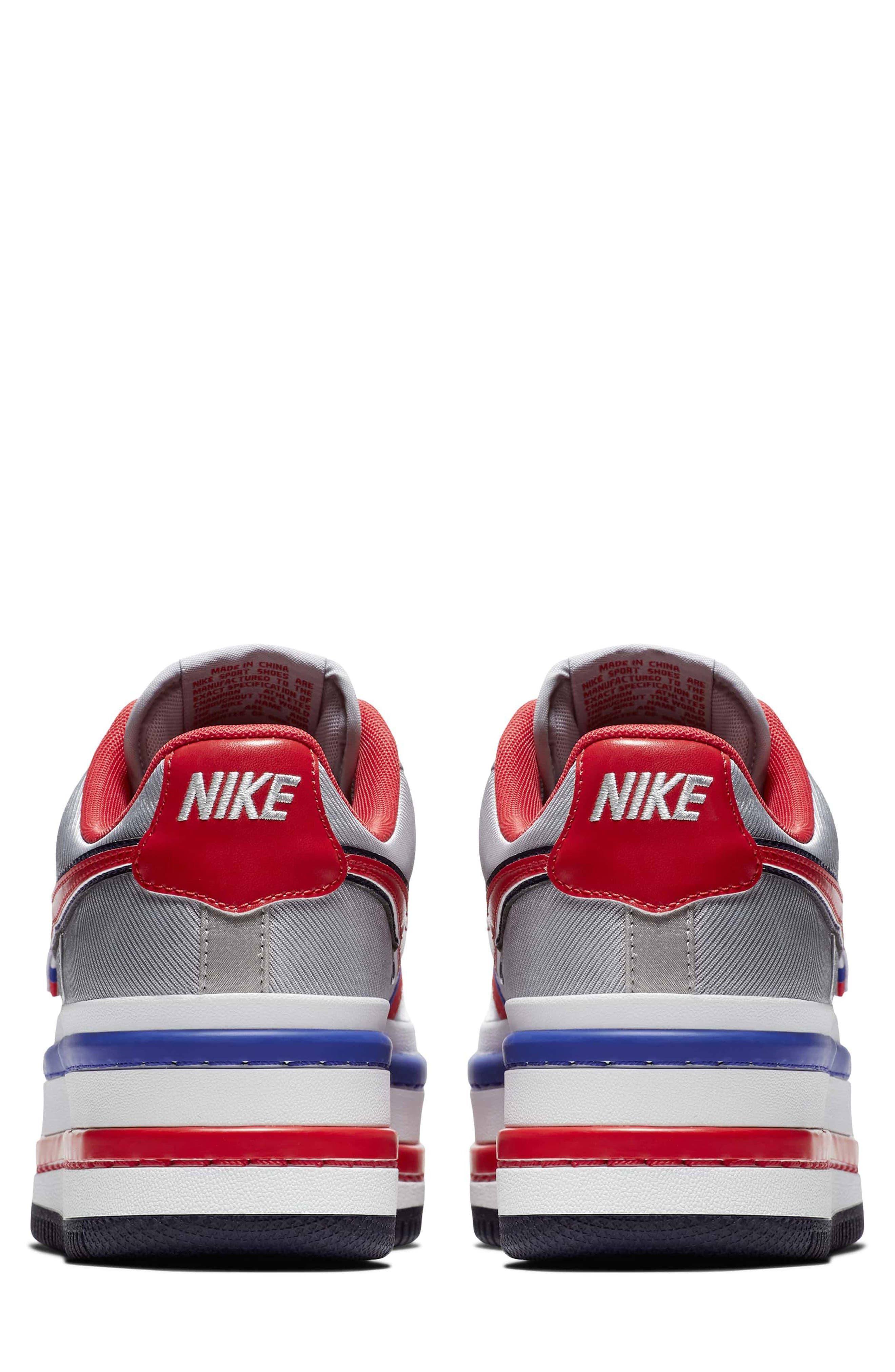 Vandal 2K Sneaker,                             Alternate thumbnail 2, color,                             SILVER/ UNIVERSITY RED