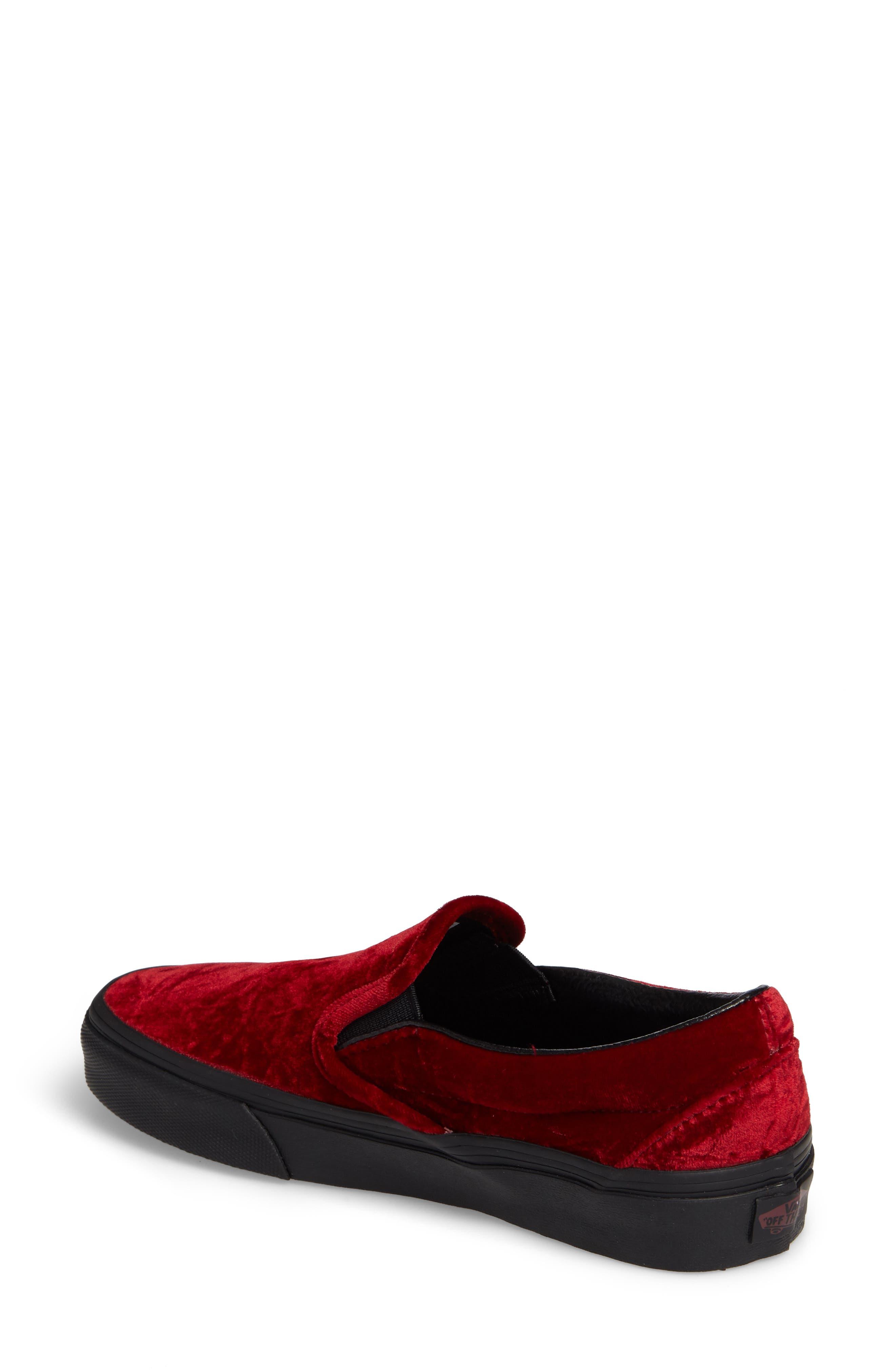 Classic Slip-On Sneaker,                             Alternate thumbnail 177, color,