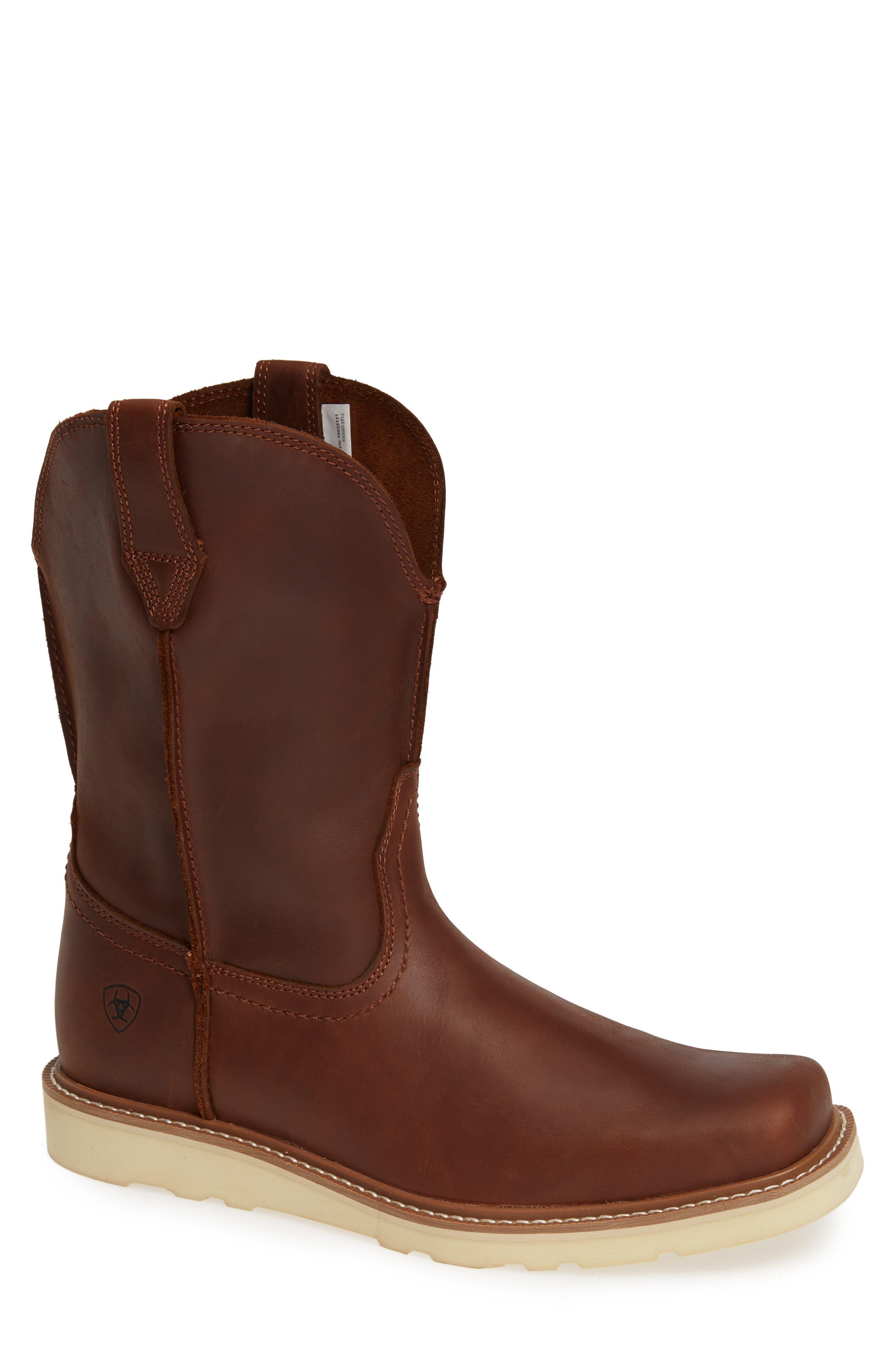 Ariat Rambler Boot- Brown
