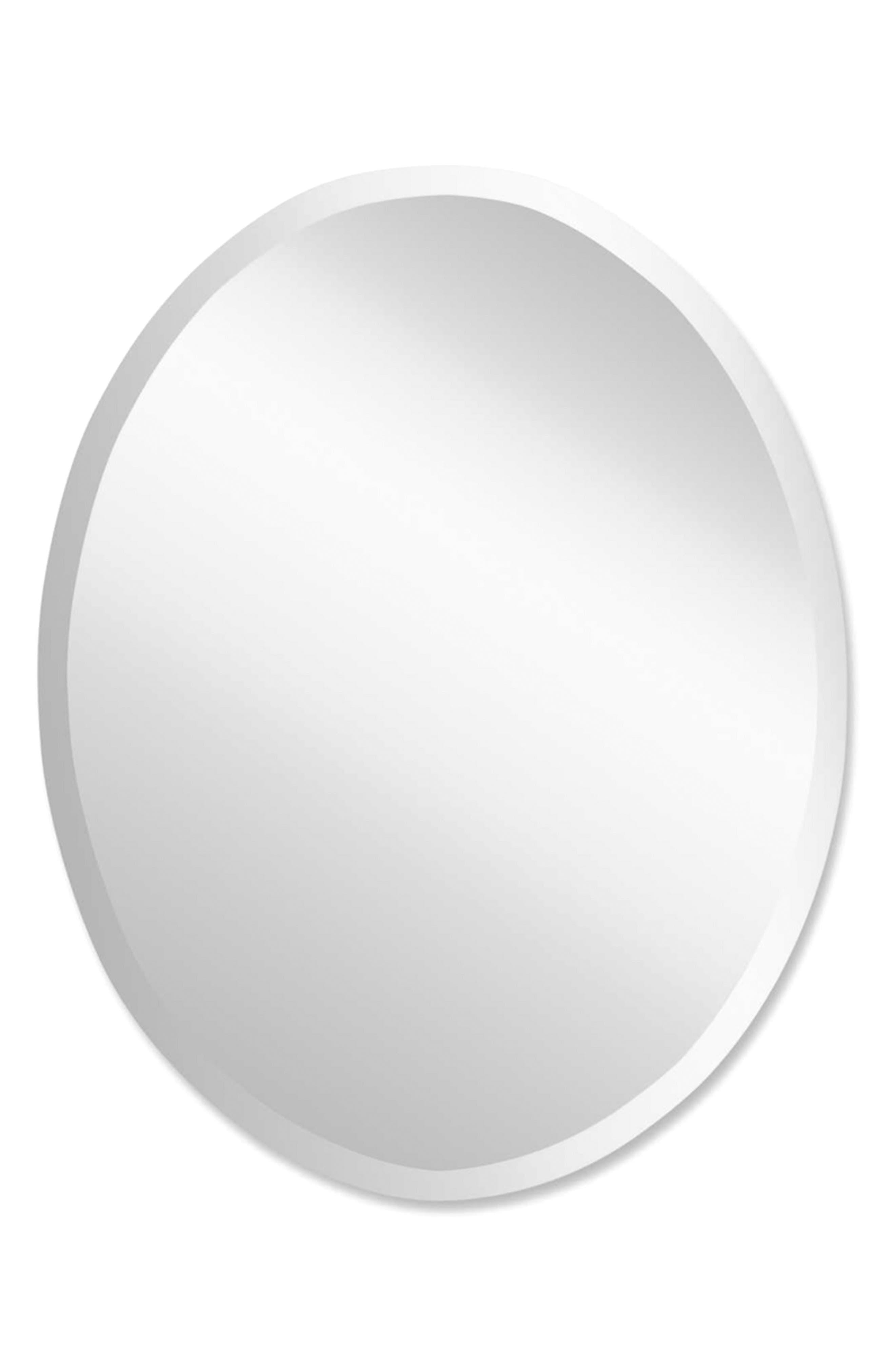 Oval Mirror,                             Main thumbnail 1, color,