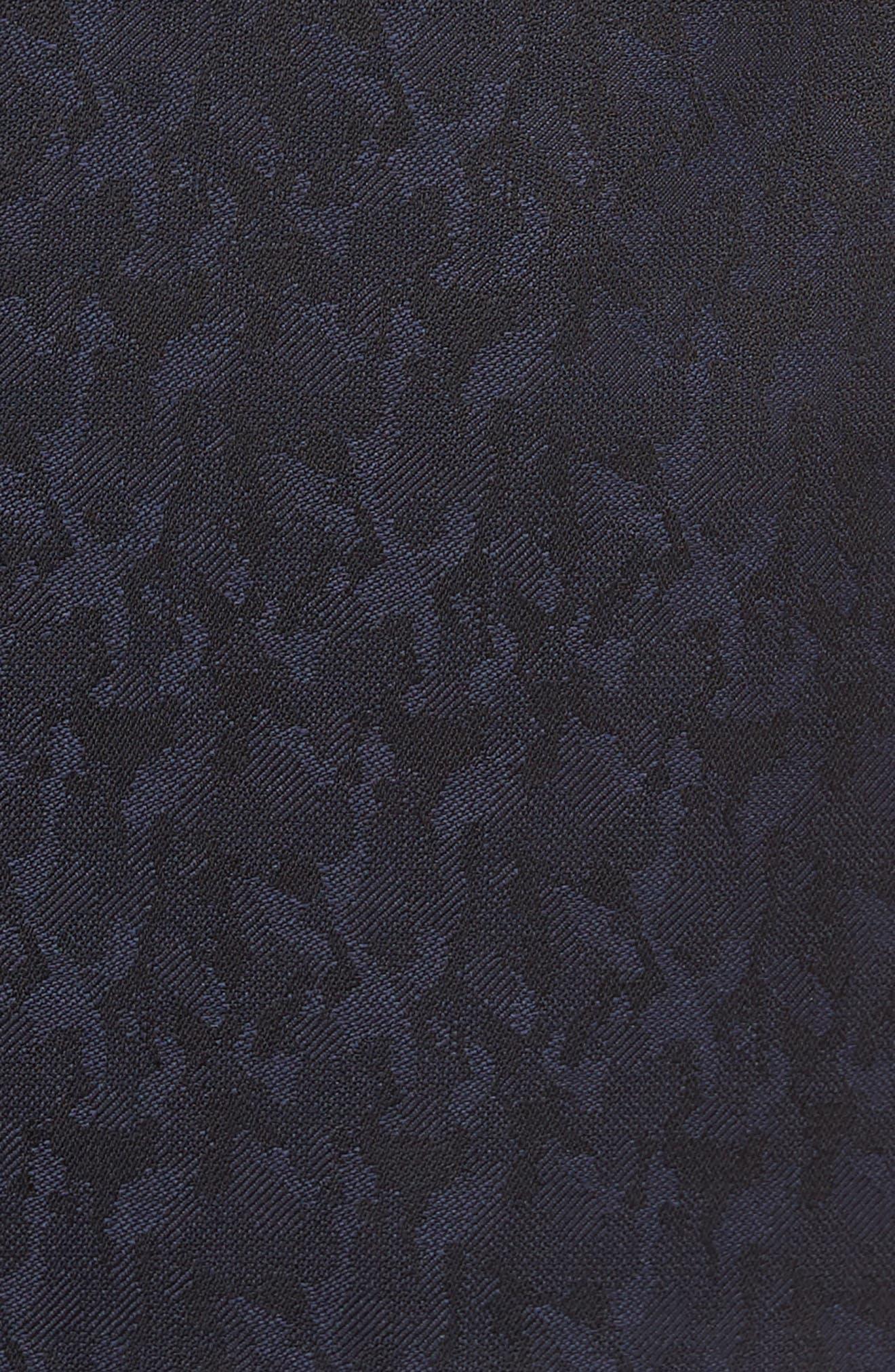 Josh Trim Fit Wool Dinner Jacket,                             Alternate thumbnail 6, color,                             410