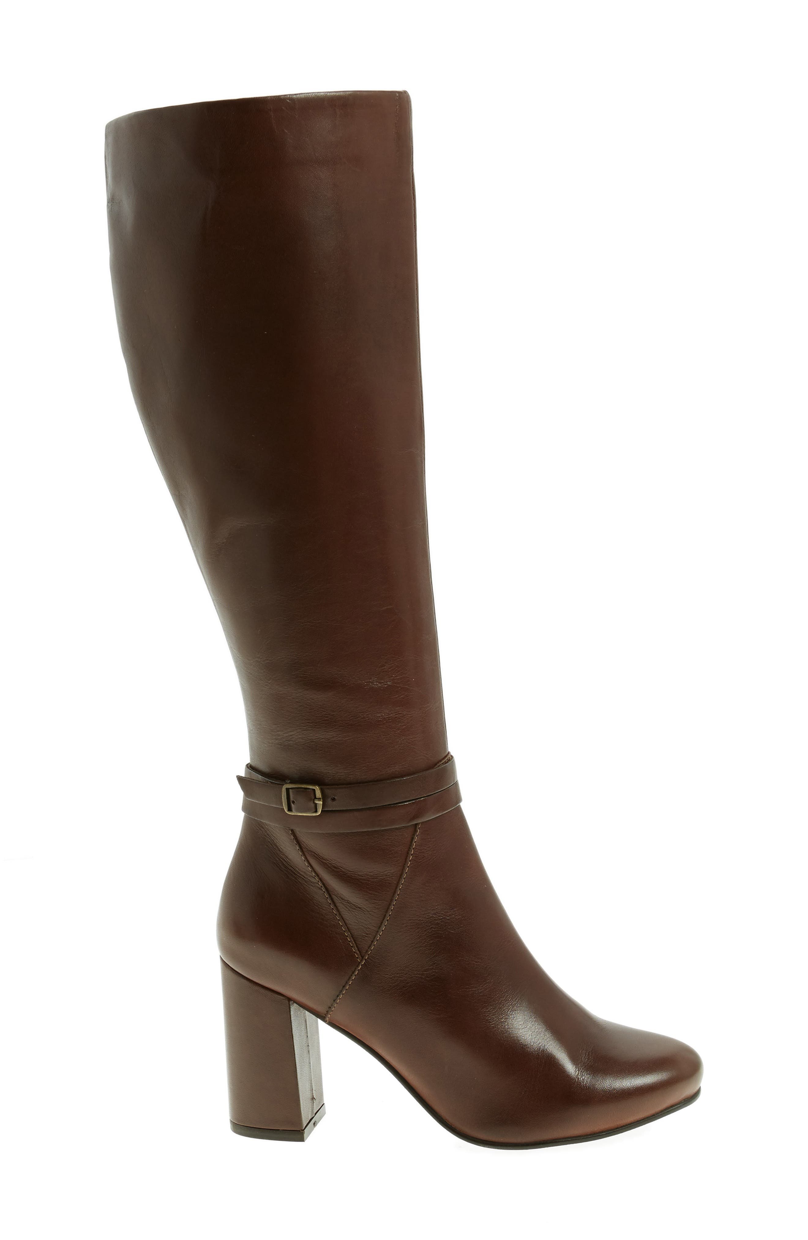 Ovation Knee High Boot,                             Alternate thumbnail 6, color,
