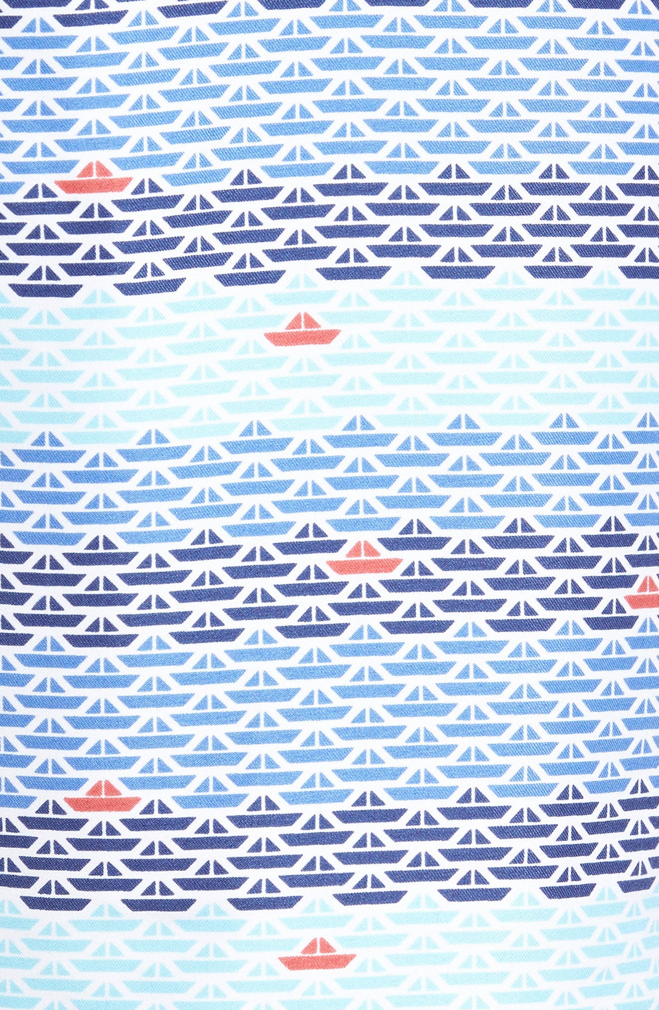 Sail Away Swim Trunks,                             Alternate thumbnail 5, color,                             CERAMIC