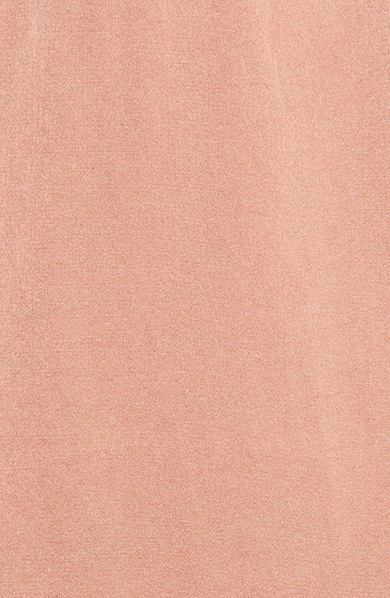 Huntley Contrast Silk Shirt,                             Alternate thumbnail 10, color,