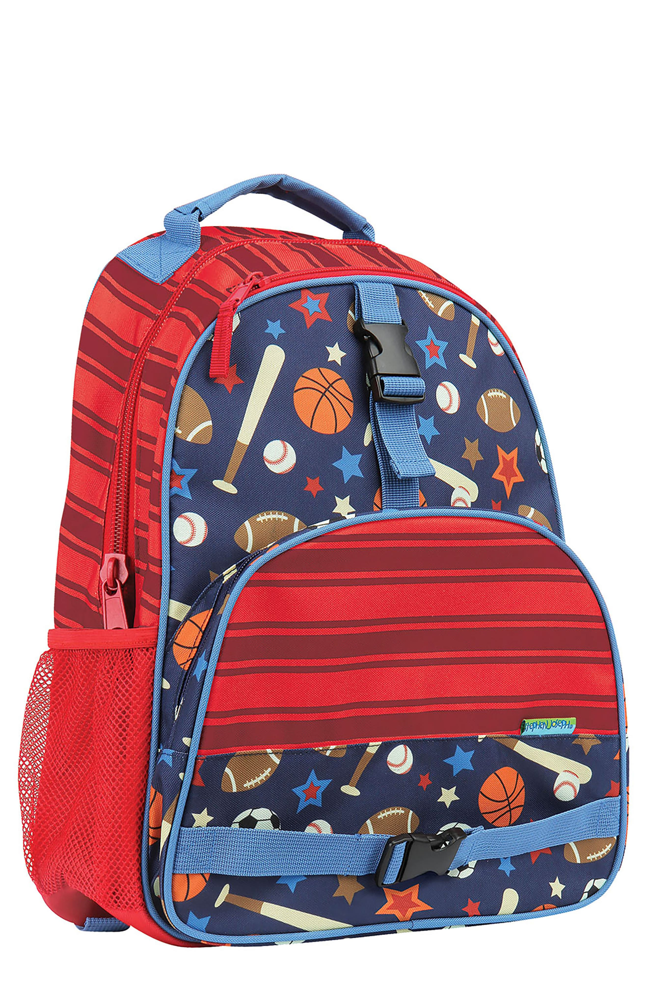 STEPHEN JOSEPH,                             Sports Backpack & Lunchbox,                             Alternate thumbnail 5, color,                             SPORTS