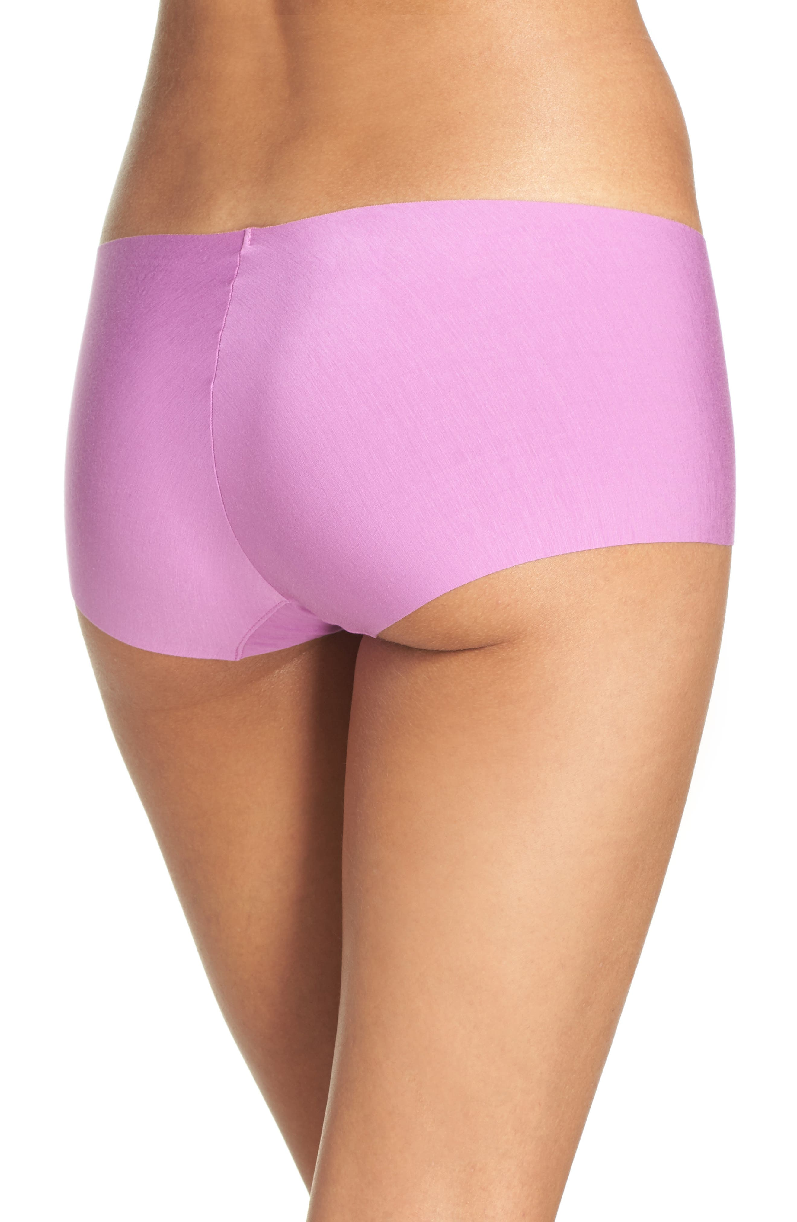 Butter Seamless Hipster Panties,                             Alternate thumbnail 26, color,