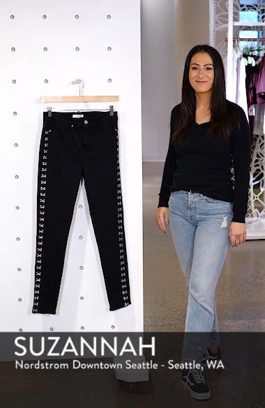 Good Waist Hook & Eye Detail Ankle Skinny Jeans, sales video thumbnail