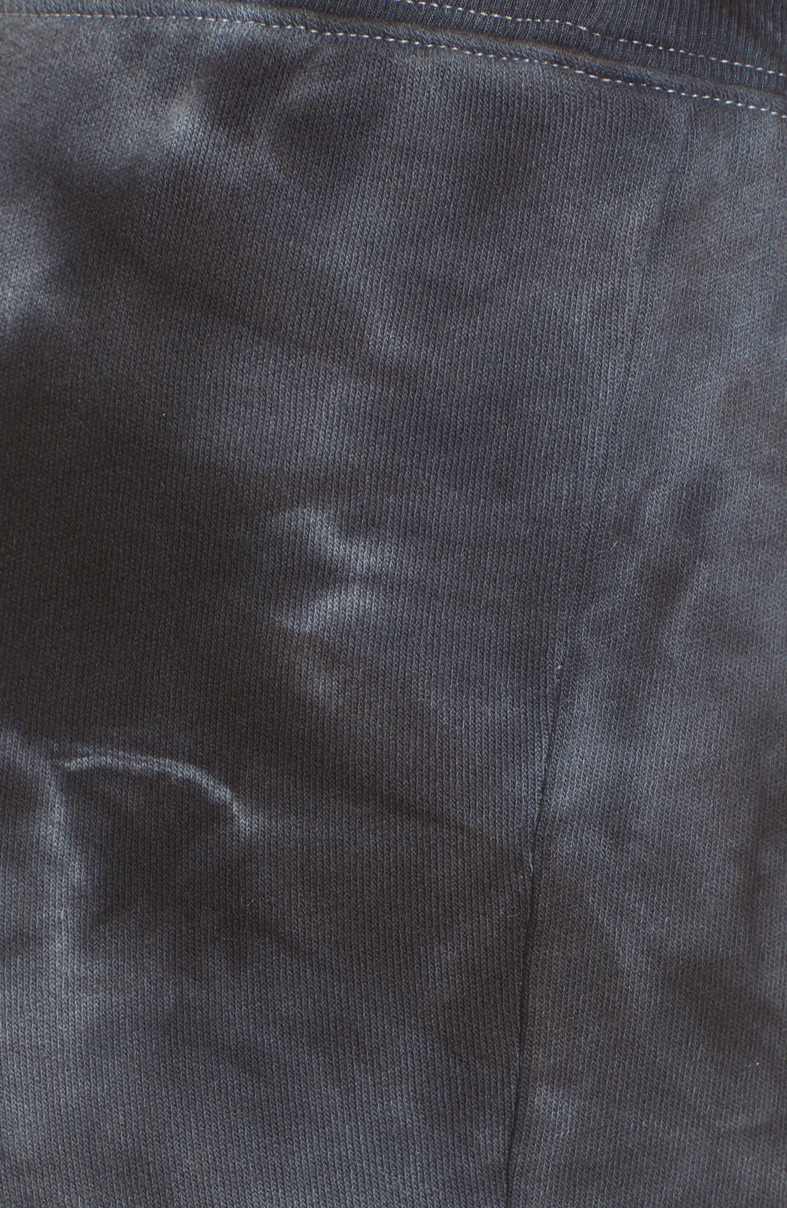 Tie Dye Knit Pants,                             Alternate thumbnail 5, color,                             010