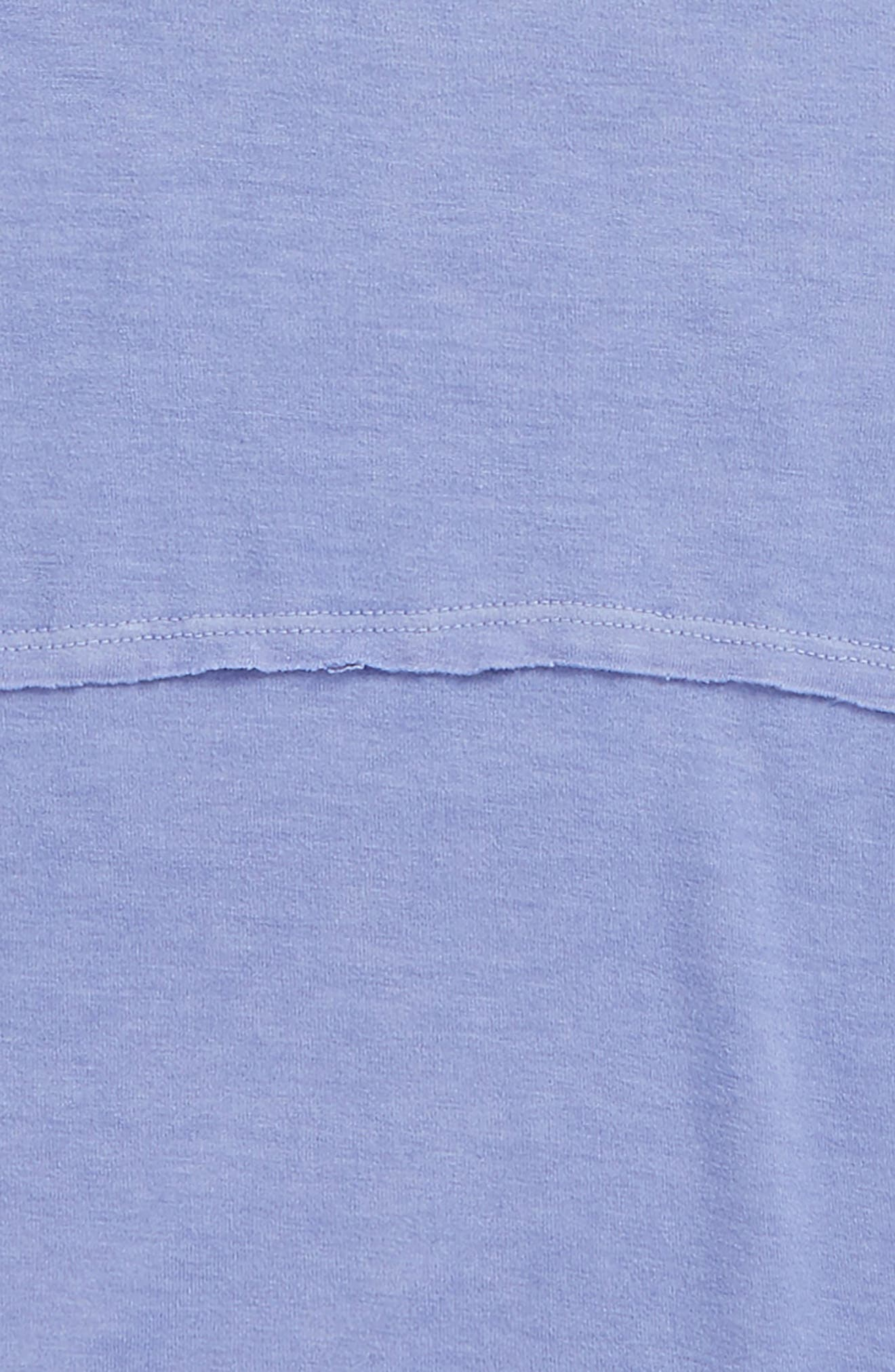 High/Low Tee,                             Alternate thumbnail 5, color,