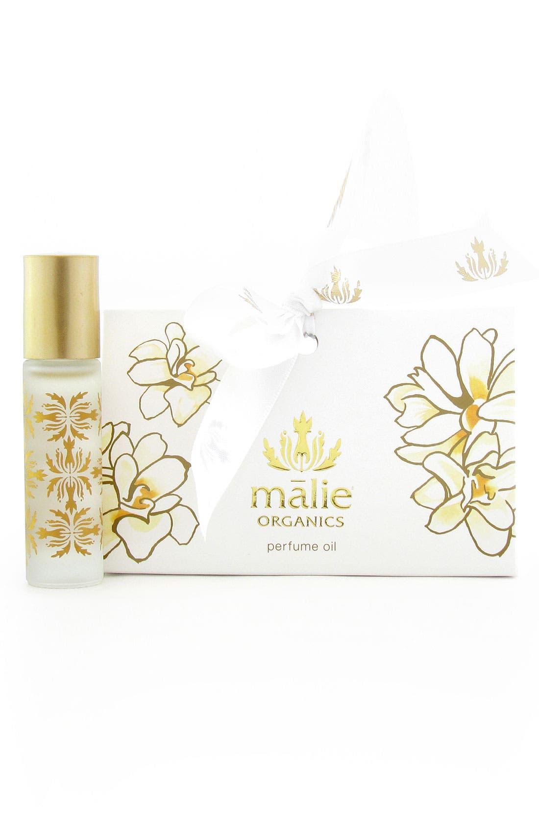 Pikake Organic Roll-On Perfume Oil,                             Main thumbnail 1, color,                             NO COLOR