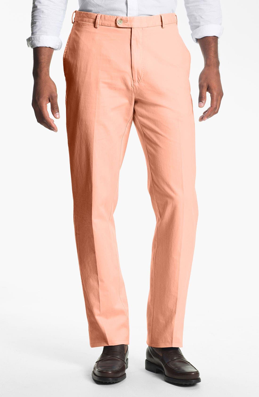 Garment Washed Twill Pants,                             Main thumbnail 20, color,