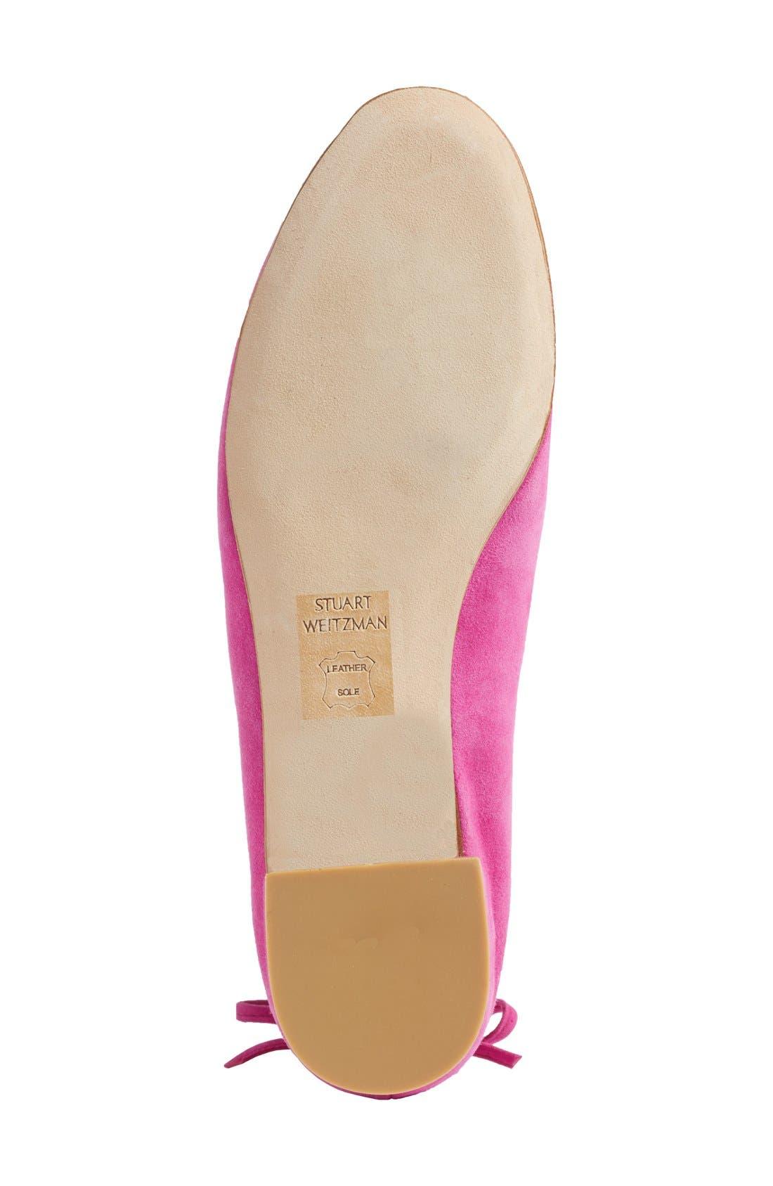 Bolshoi Ballet Flat,                             Alternate thumbnail 26, color,