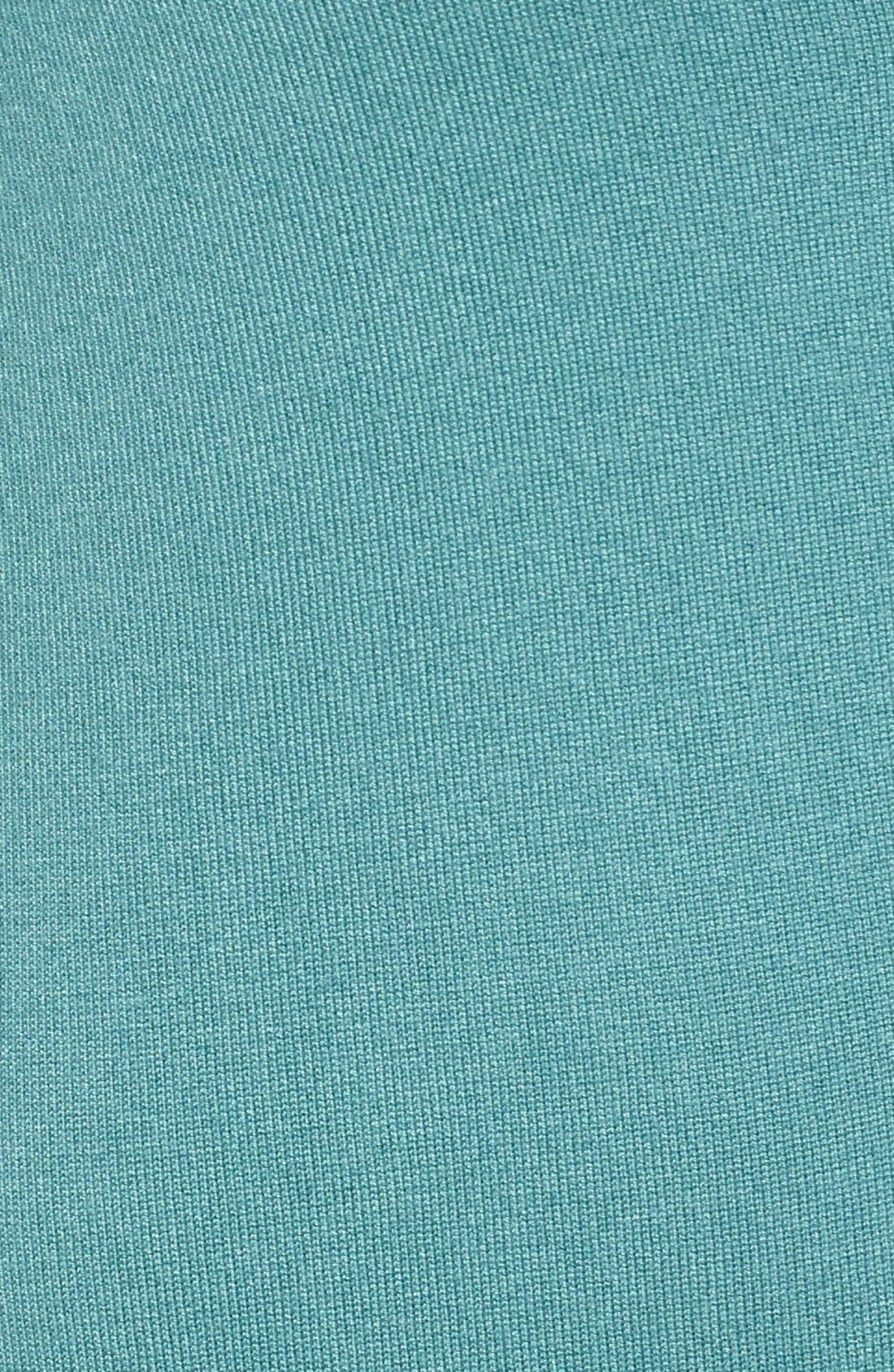 Three Quarter Sleeve Cardigan,                             Alternate thumbnail 185, color,