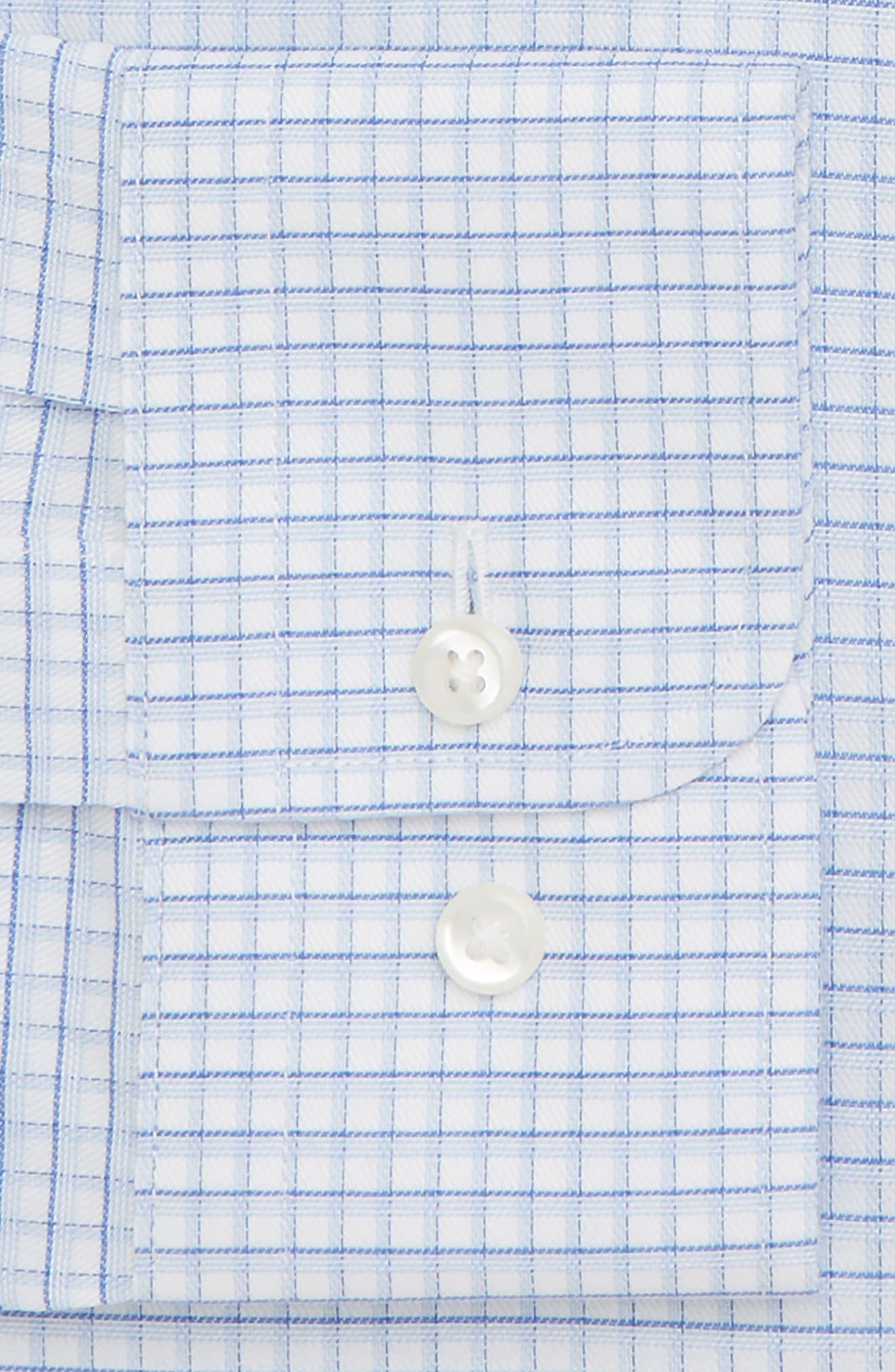 Smartcare<sup>™</sup> Traditional Fit Check Dress Shirt,                             Alternate thumbnail 2, color,                             450