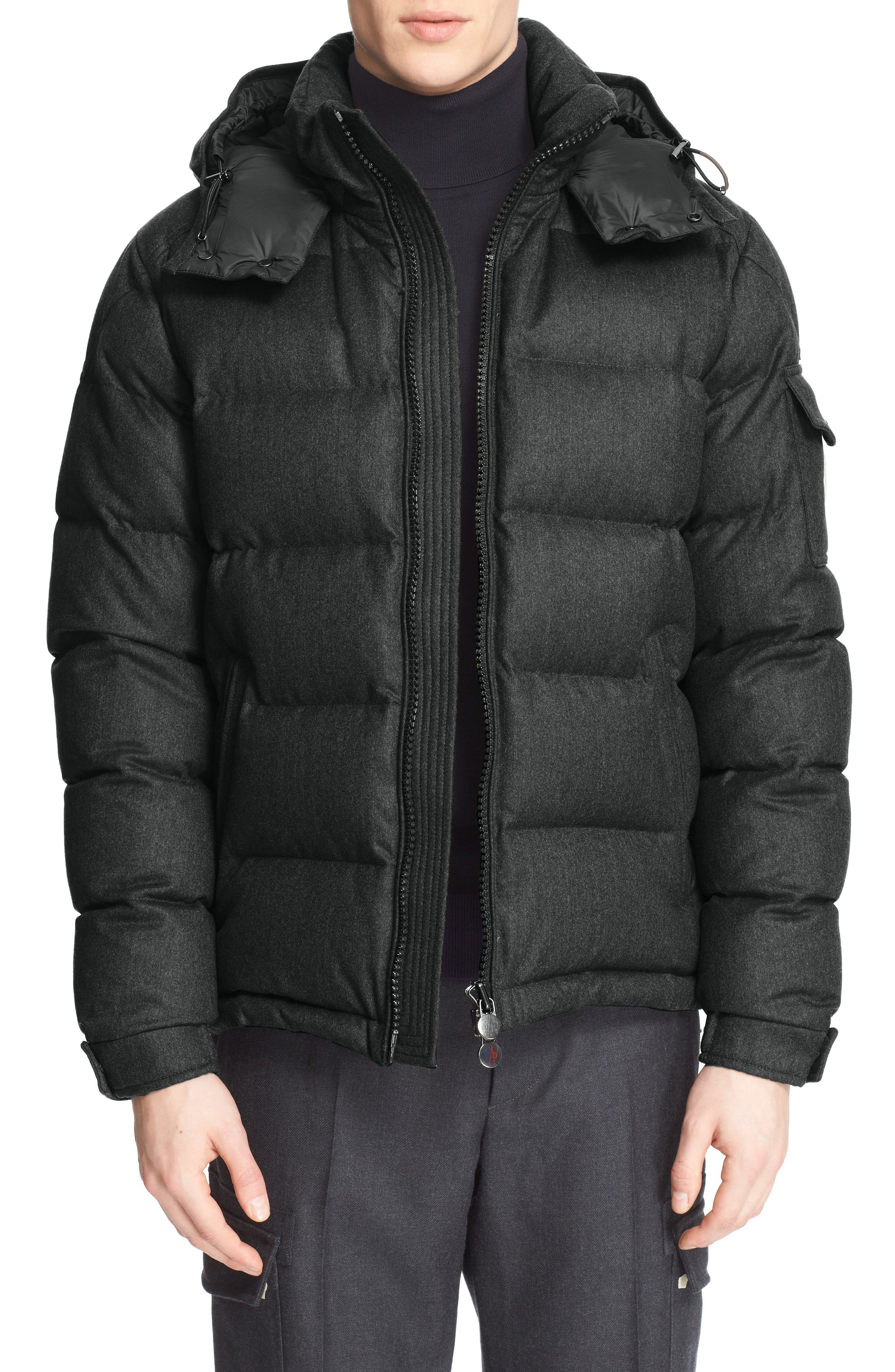 'Montgenevre' Quilted Down Jacket,                         Main,                         color, 301