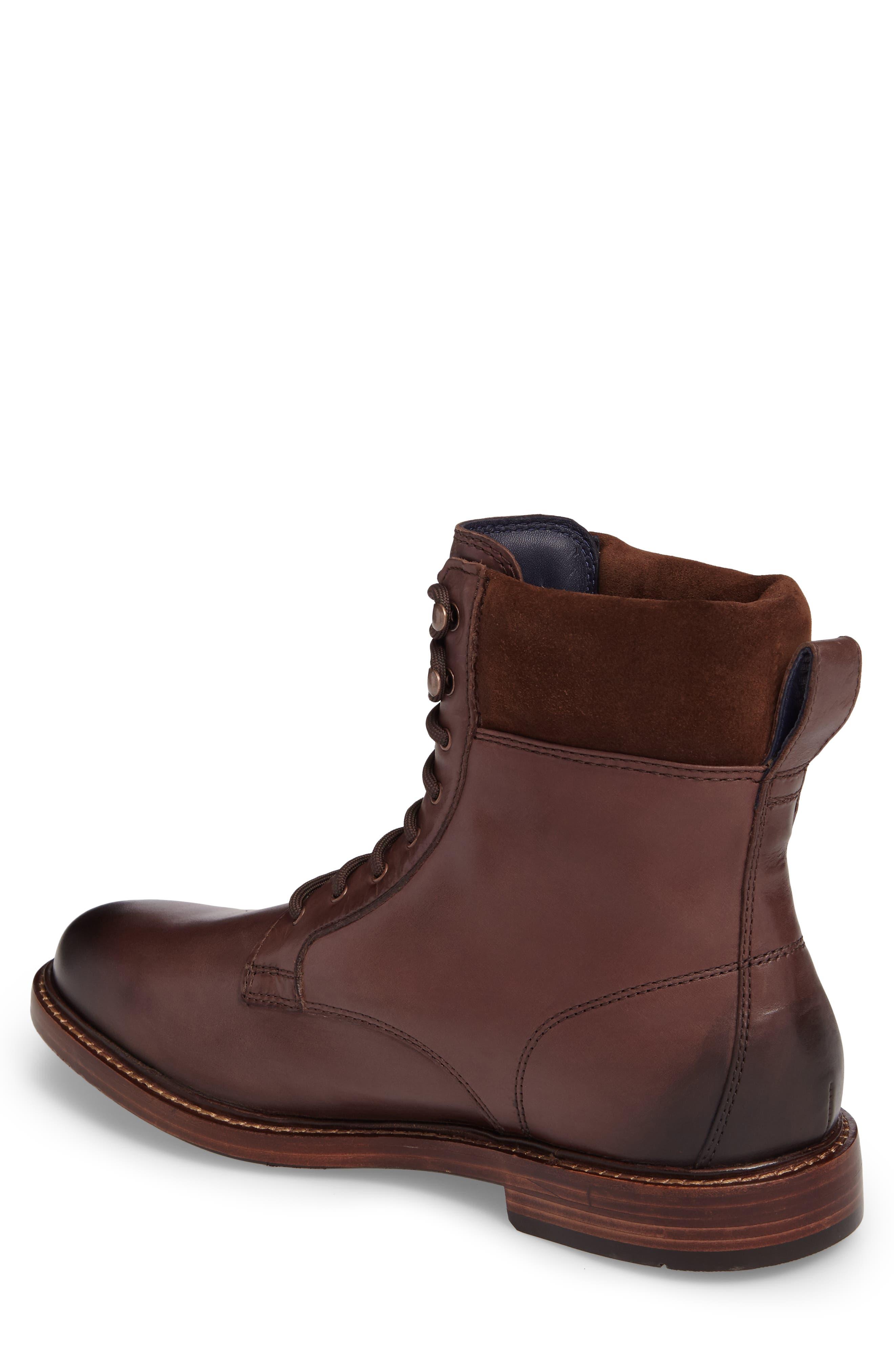 Tyler Grand Plain Toe Boot,                             Alternate thumbnail 2, color,                             205