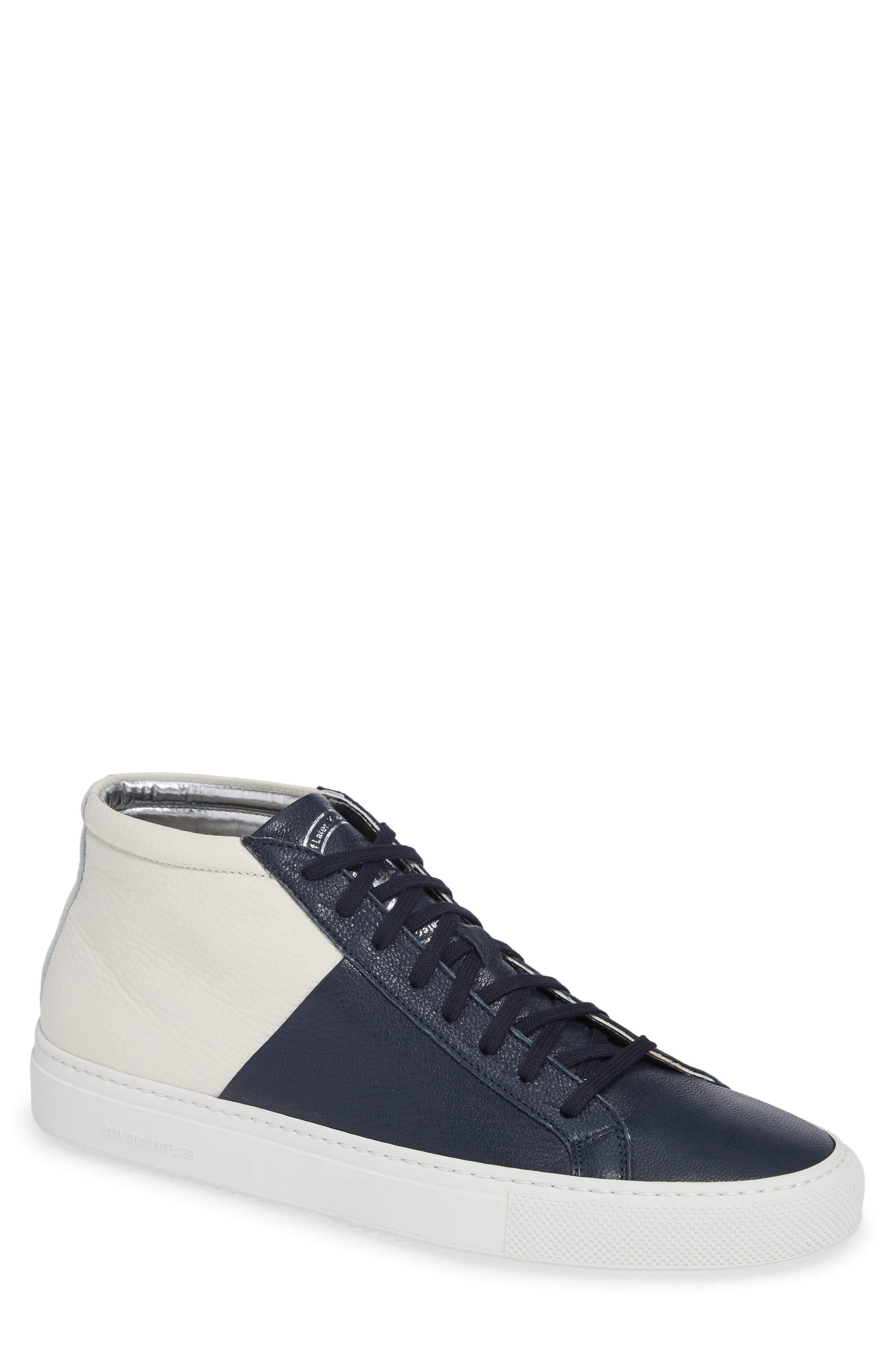 Eleven C Sneaker,                         Main,                         color, NAVY