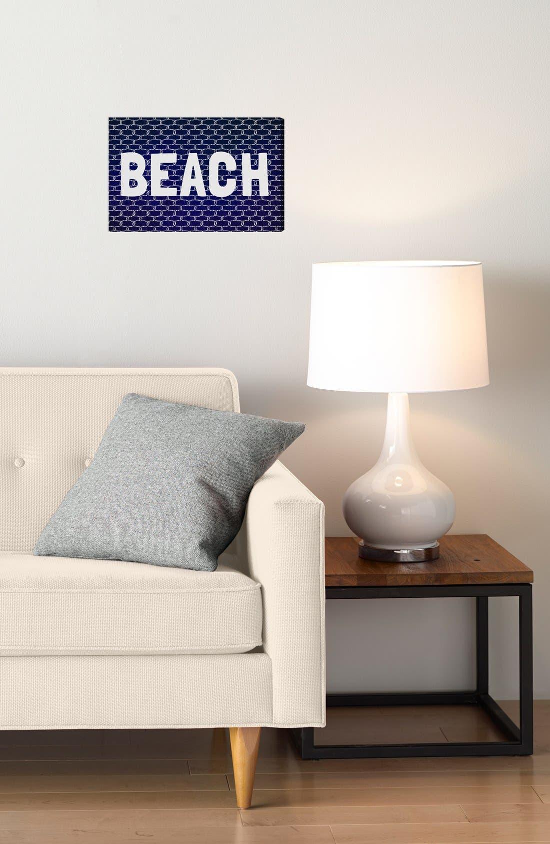 'Beach Knot' Wall Art,                             Alternate thumbnail 2, color,                             400