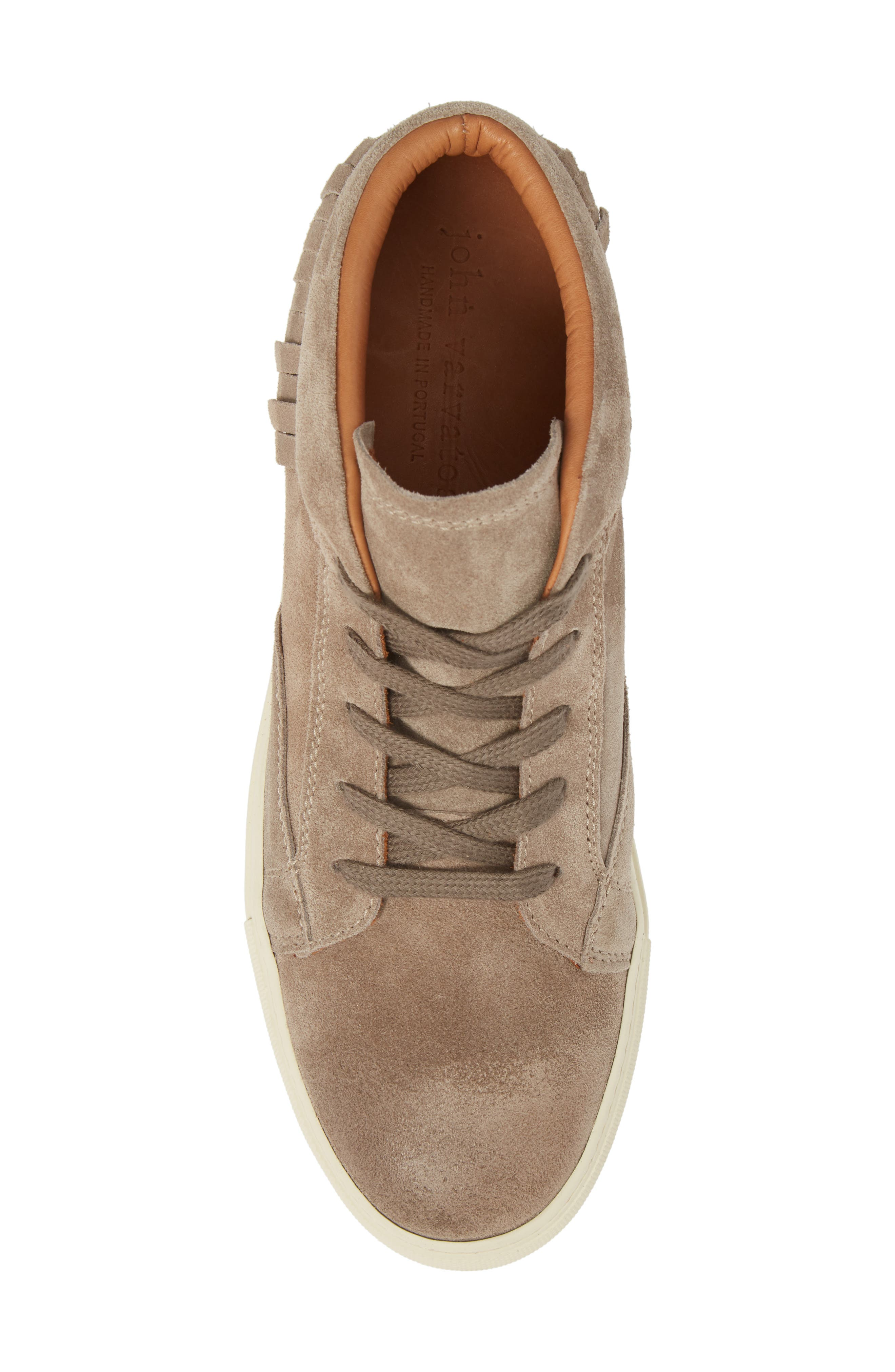 Reed Fringe Sneaker,                             Alternate thumbnail 5, color,                             259