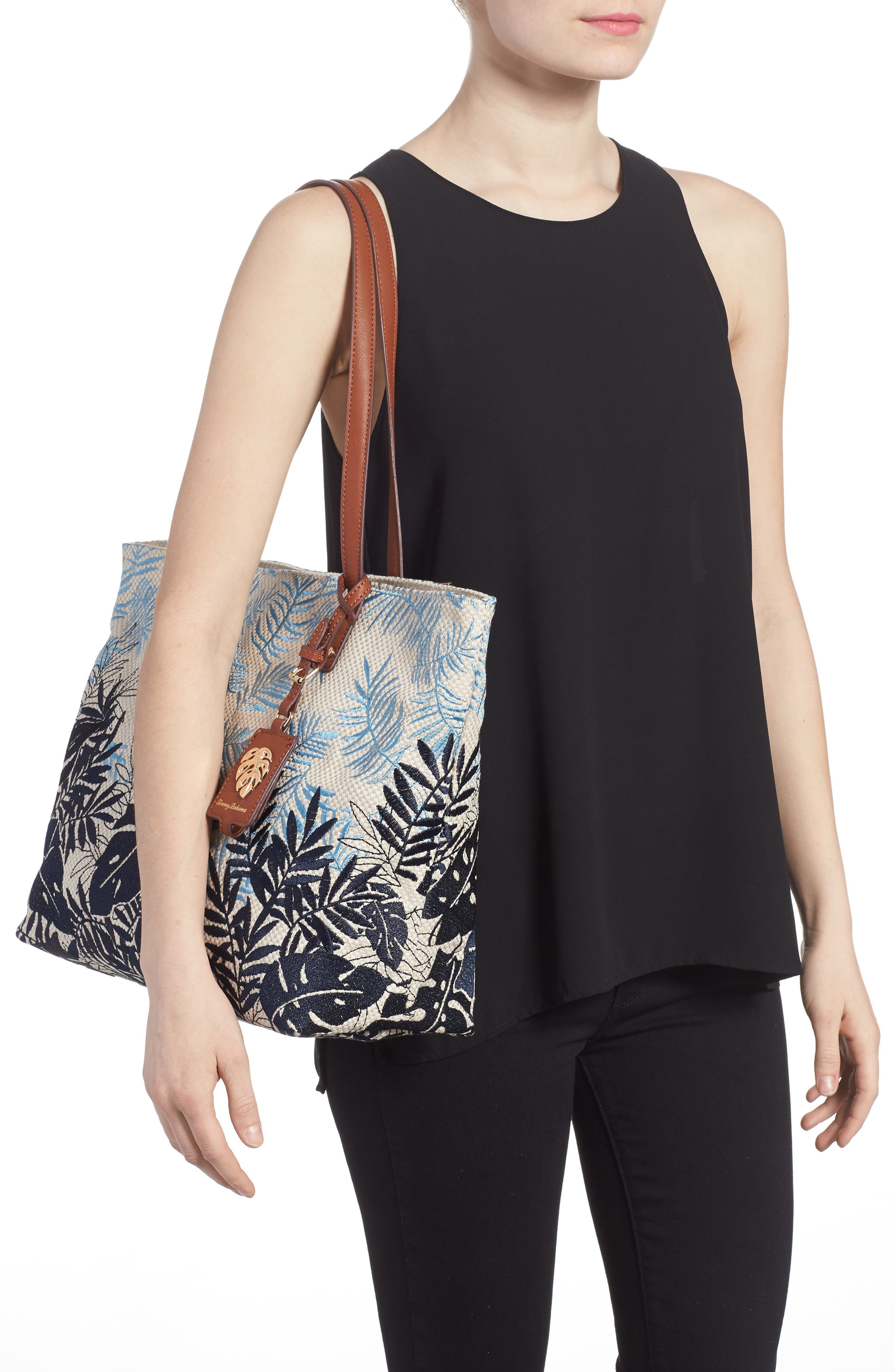 Palm Beach Tote,                             Alternate thumbnail 8, color,