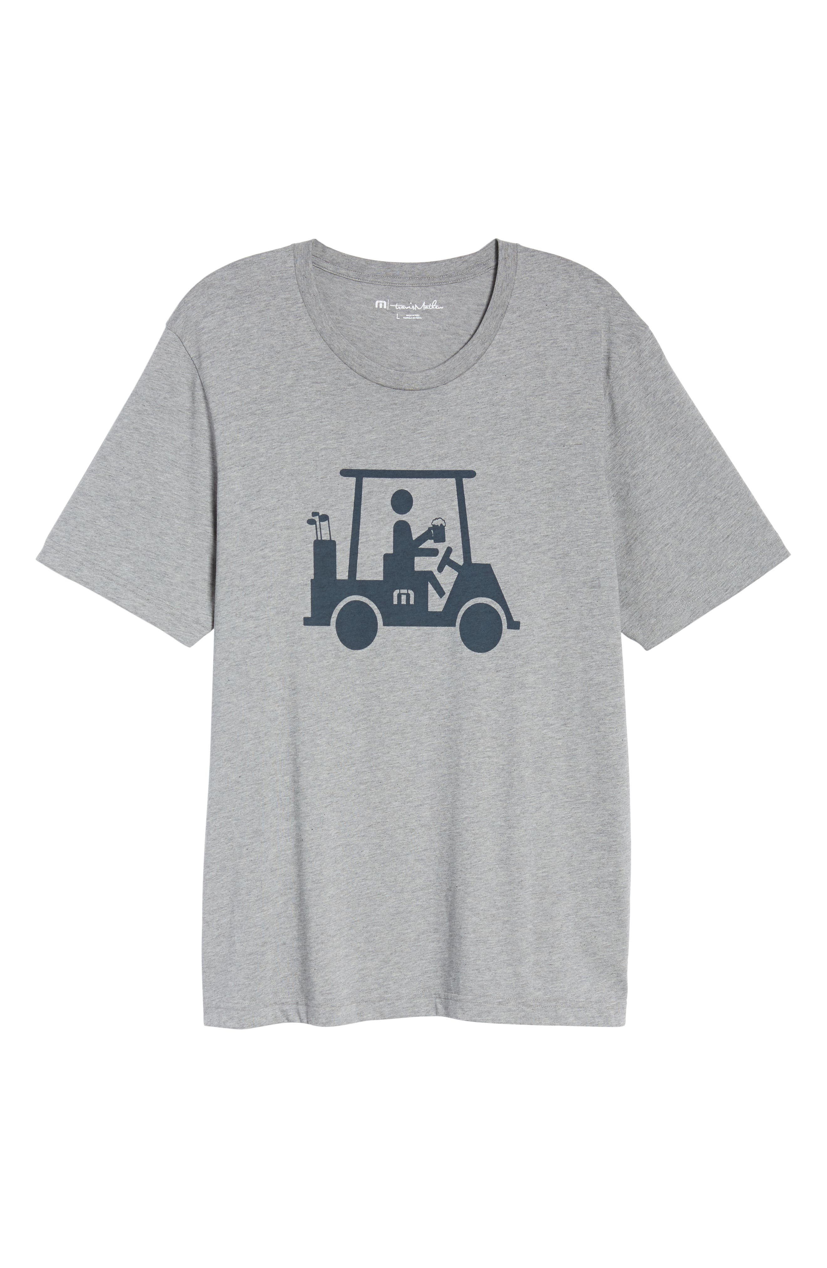'Mapes' Graphic Pima Cotton T-Shirt,                             Alternate thumbnail 6, color,                             020